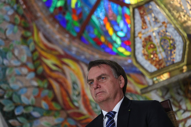 IMAGEM: Bolsonaro diz que 'dificilmente' haverá novos concursos públicos nos próximos anos