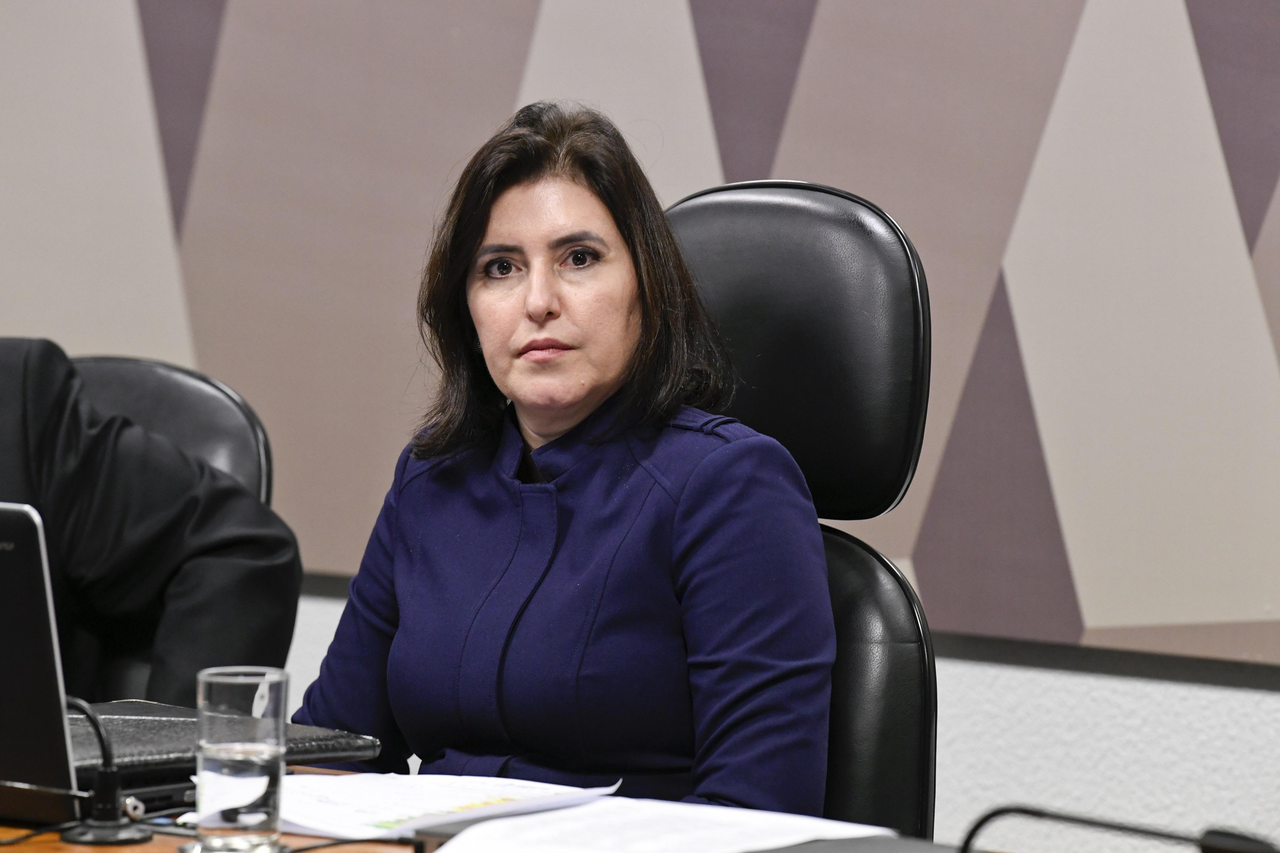 IMAGEM: Pacote de Guedes: Tebet sinaliza que não será tão rápido como o governo espera