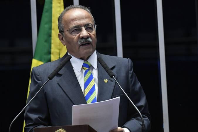 IMAGEM: Chico Rodrigues sai de comissão mista da Covid-19
