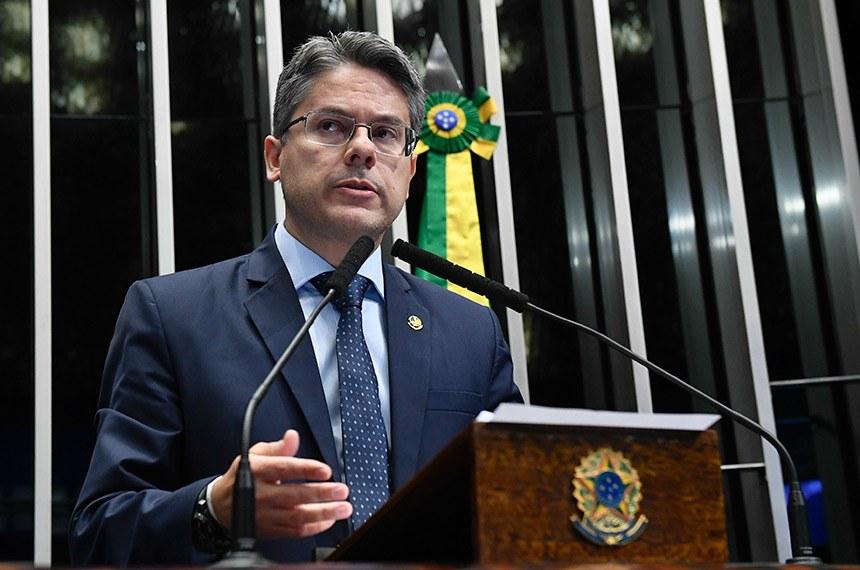 """IMAGEM: Alessandro Vieira: """"É um acordo que desmoraliza o Congresso"""""""