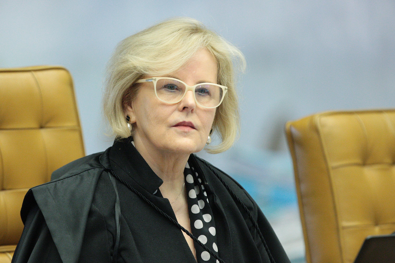 IMAGEM: Rosa Weber encerra interpelação de Glenn contra Bolsonaro