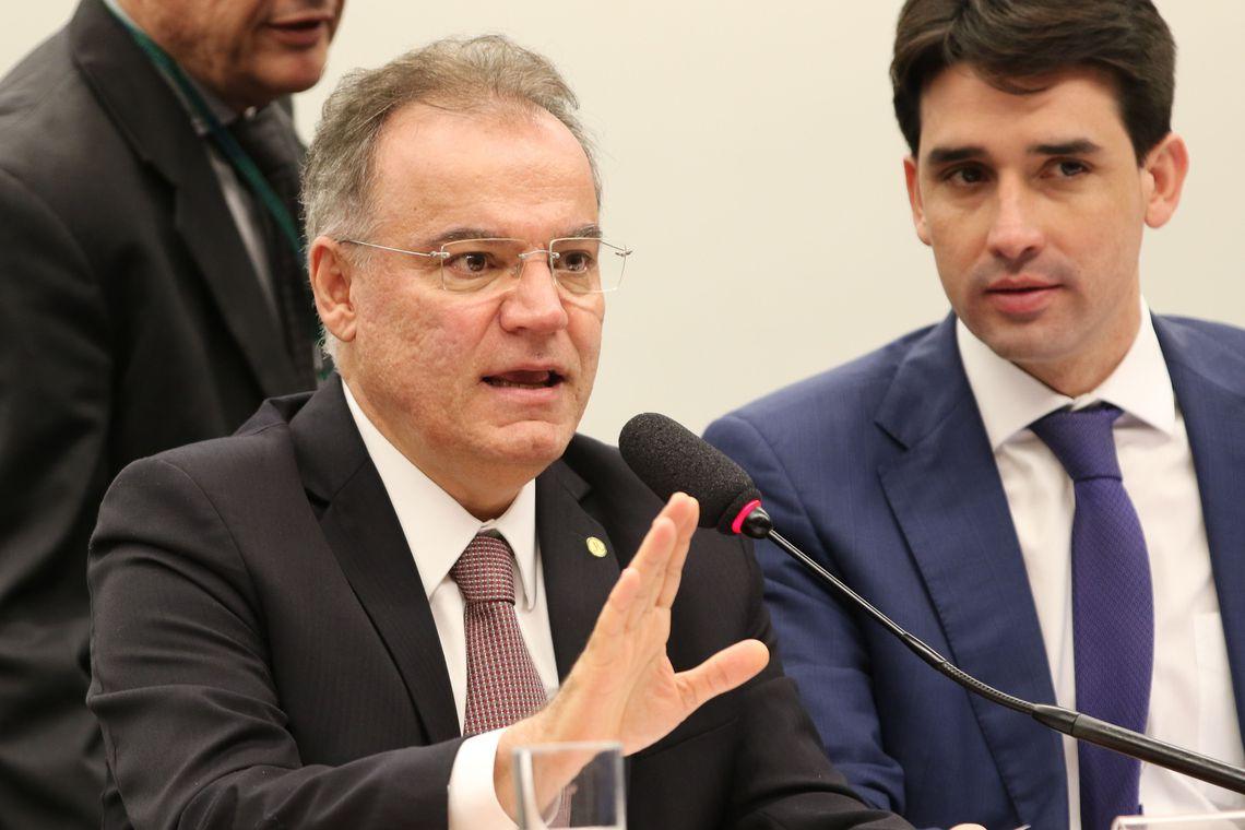 IMAGEM: Bolsonaro diz que pode enviar nova proposta de capitalização na Previdência