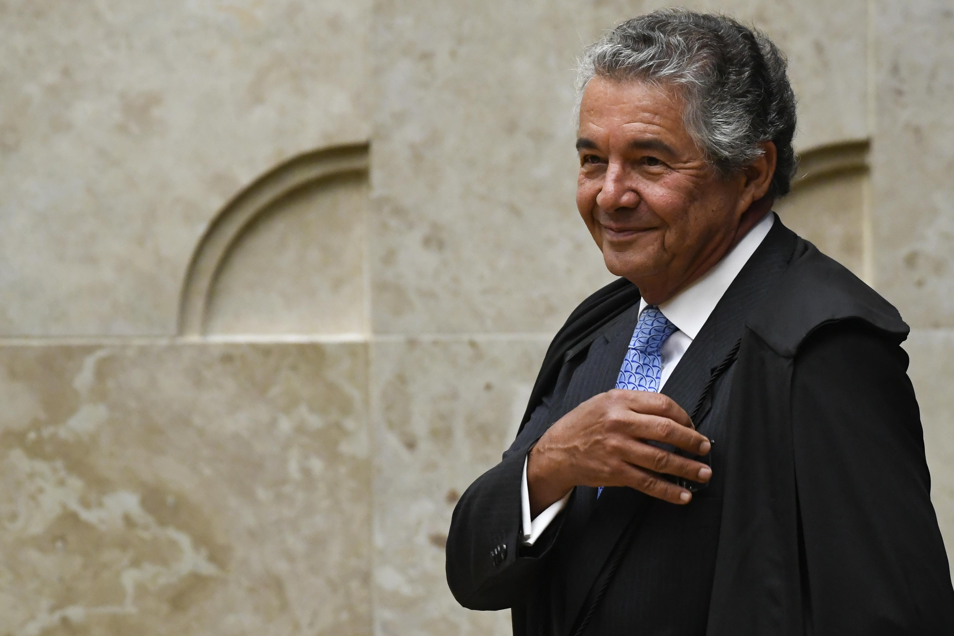 IMAGEM: Marco Aurélio defende que OAB preste contas ao TCU