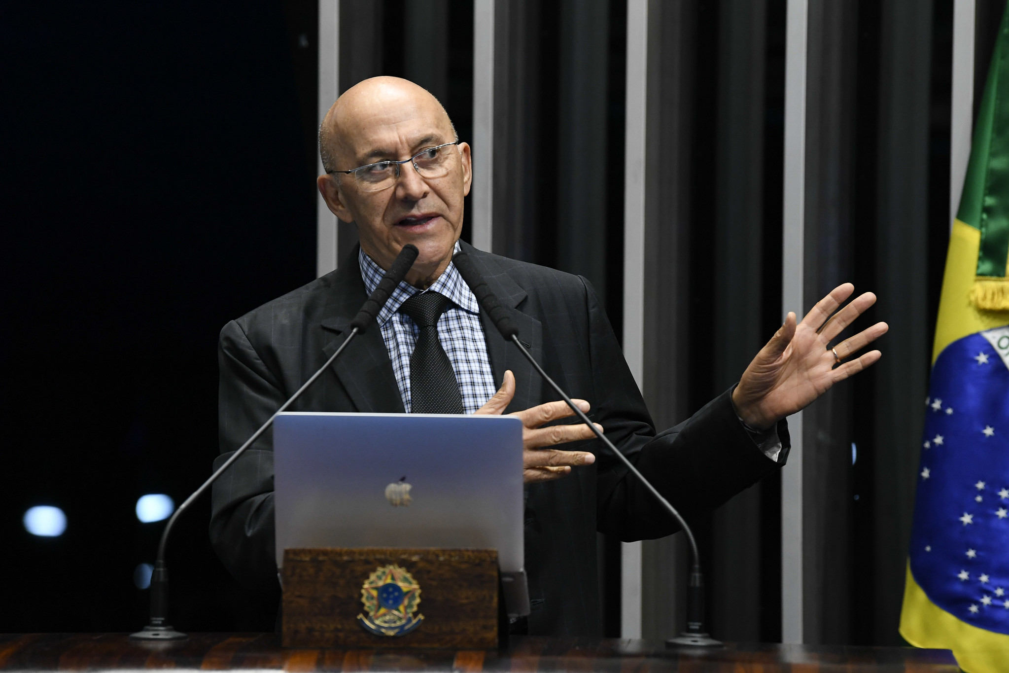 IMAGEM: Confúcio Moura e Dário Berger devem assumir as comissões de Educação e Infraestrutura do Senado