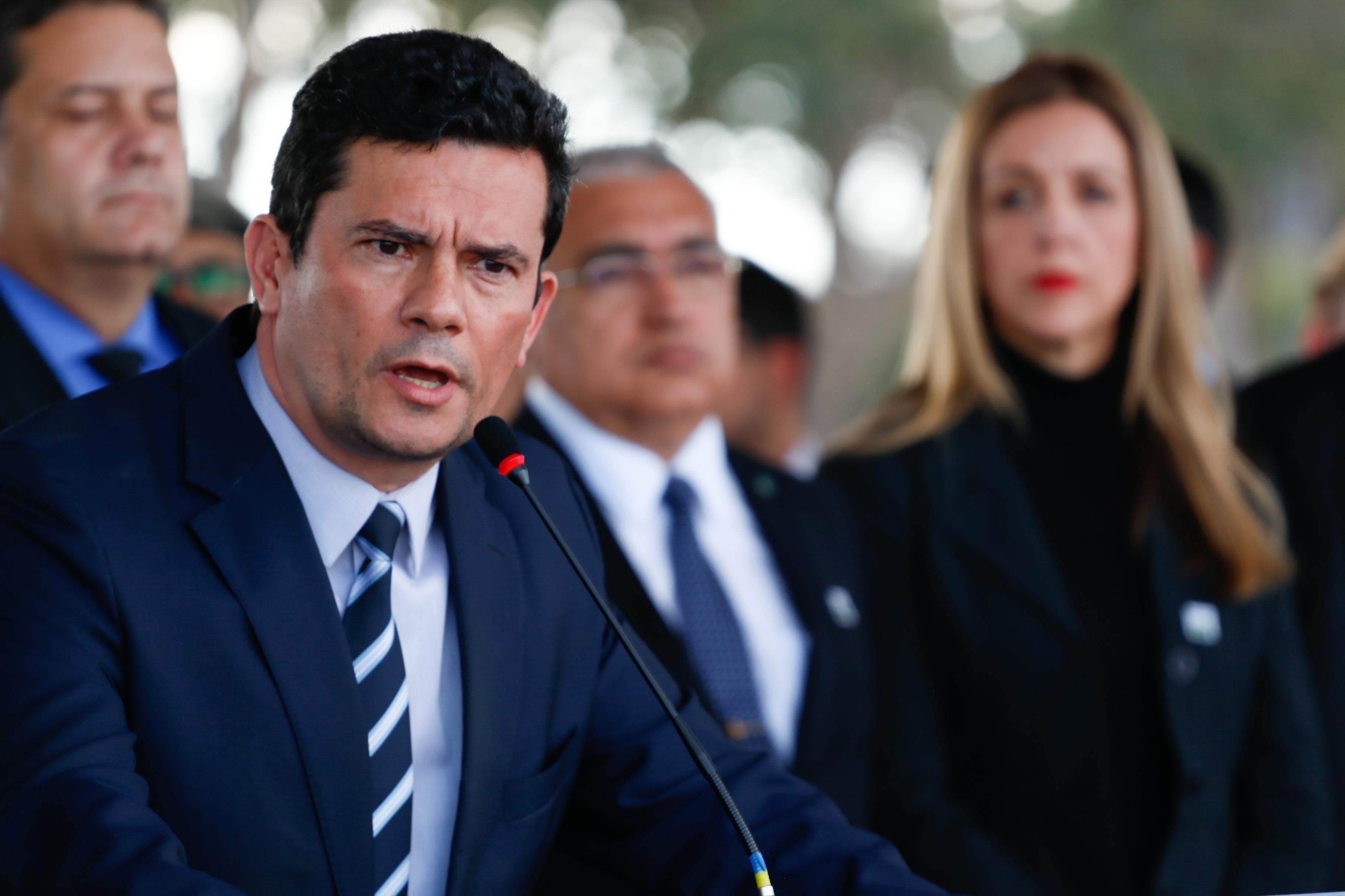 IMAGEM: Assessora de imprensa de Moro pede demissão