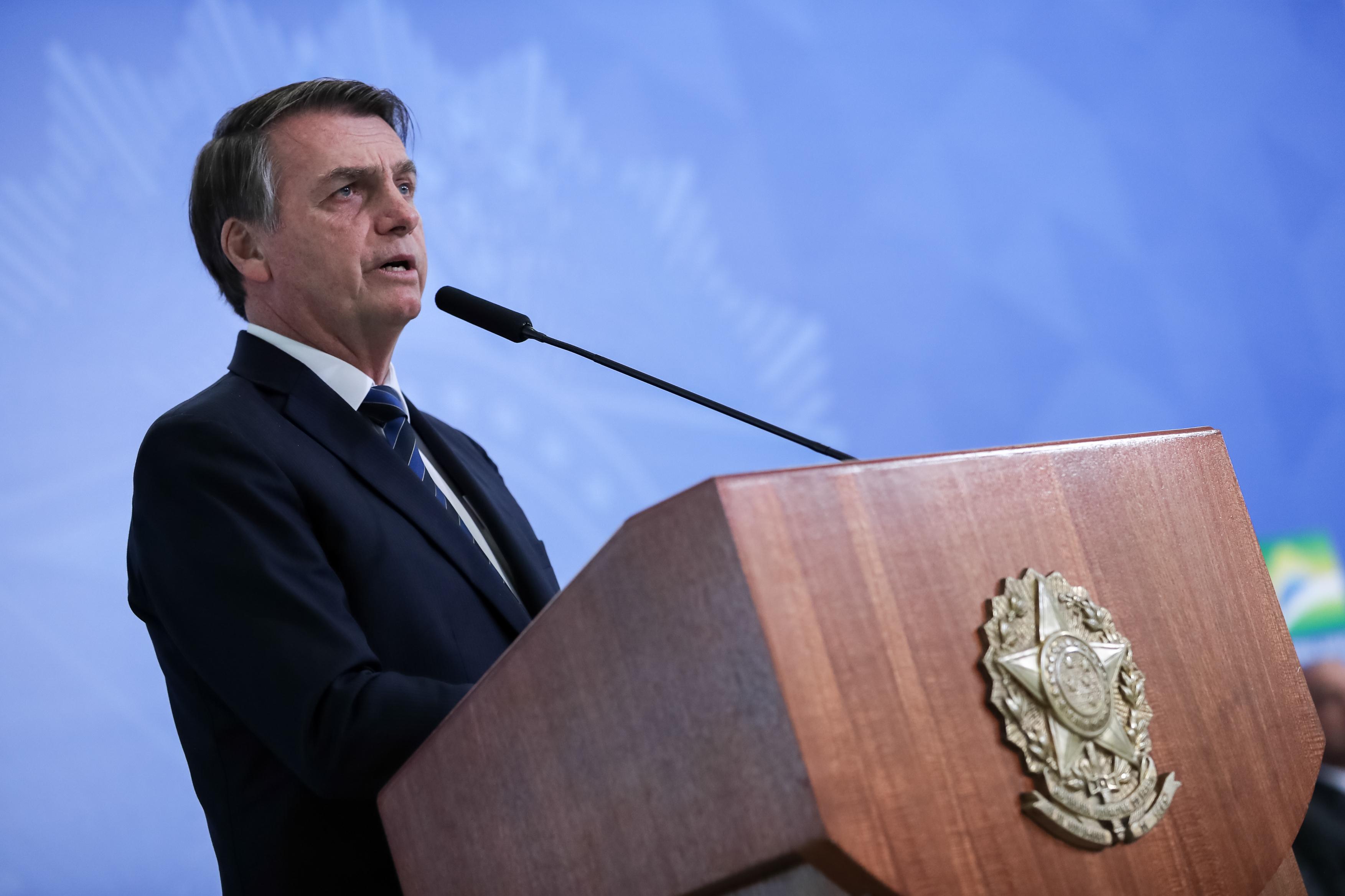 IMAGEM: Bolsonaro pode trocar comando da Cultura