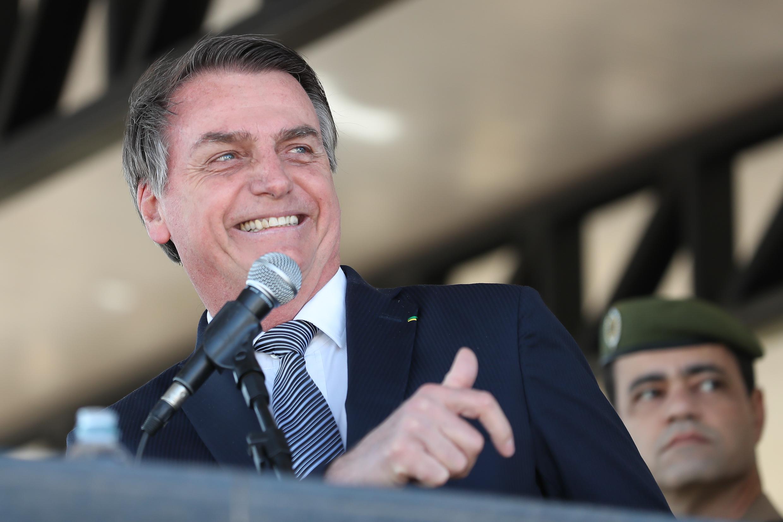IMAGEM: Bolsonaro quer remover por decreto demarcações e reservas ecológicas
