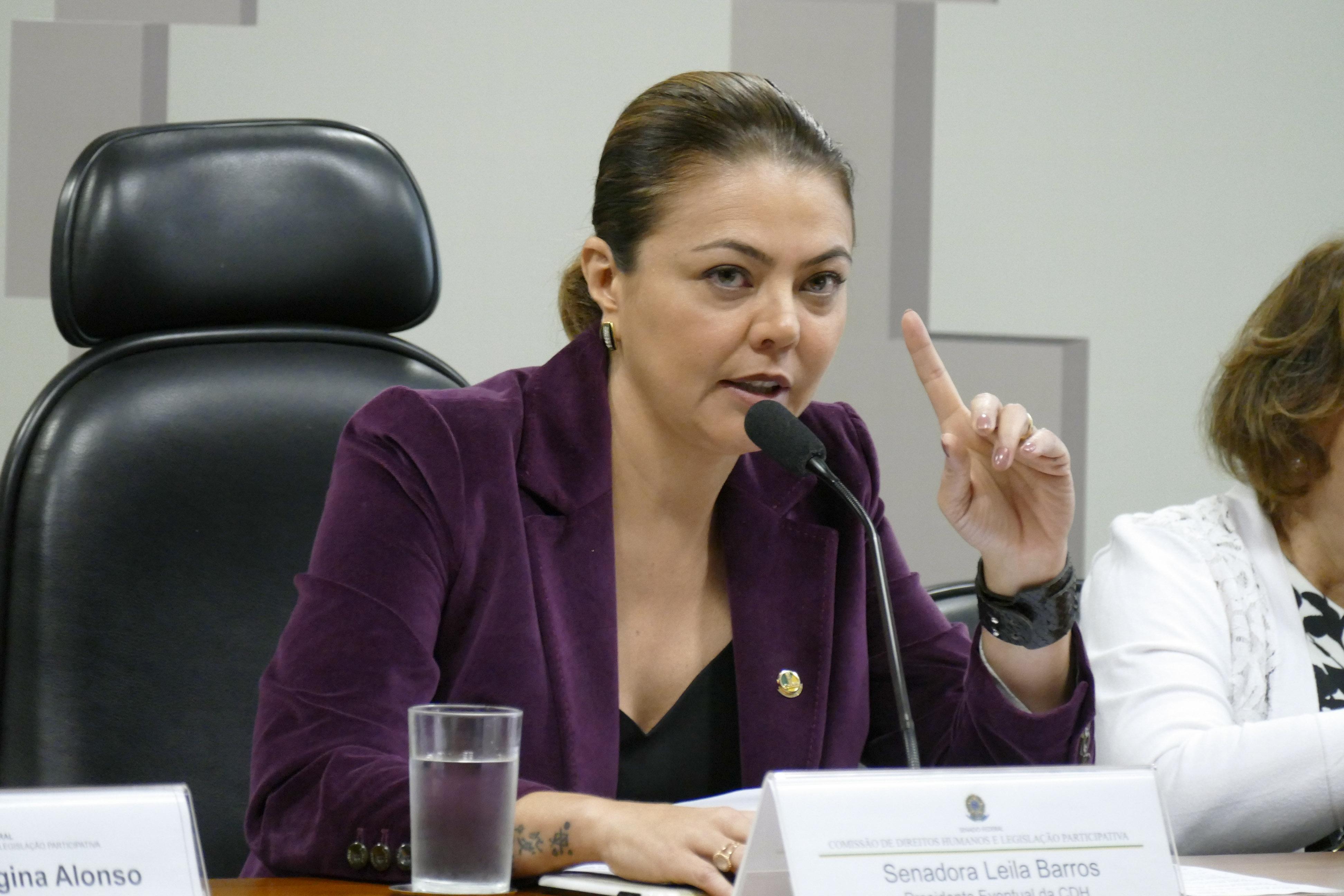 IMAGEM: Senadora diz que reabertura de atividades em Brasília é 'preocupante'
