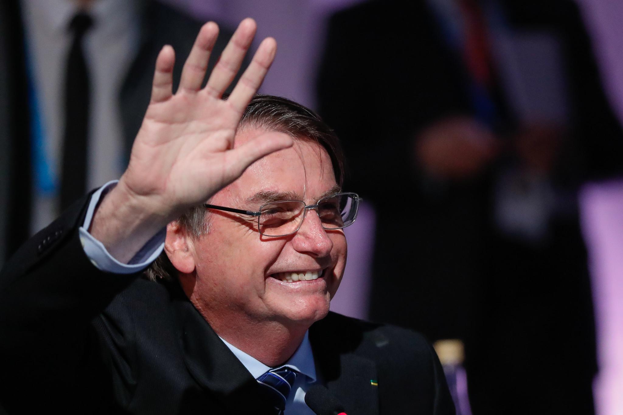 """IMAGEM: """"Não teremos mais pessoas como FHC, Lula ou Dilma"""""""