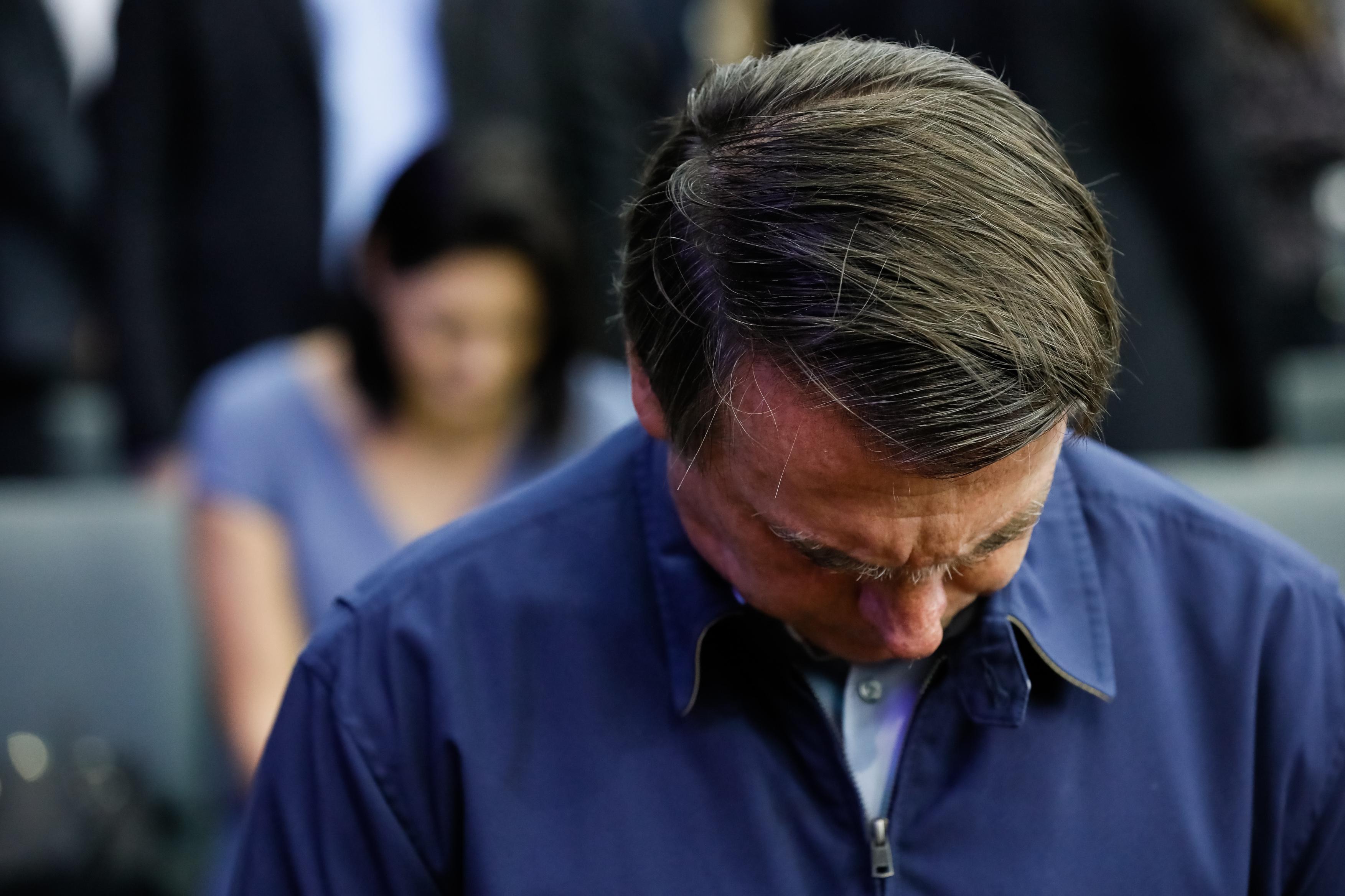 IMAGEM: Bolsonaro: Brasil é laico, mas o presidente é cristão