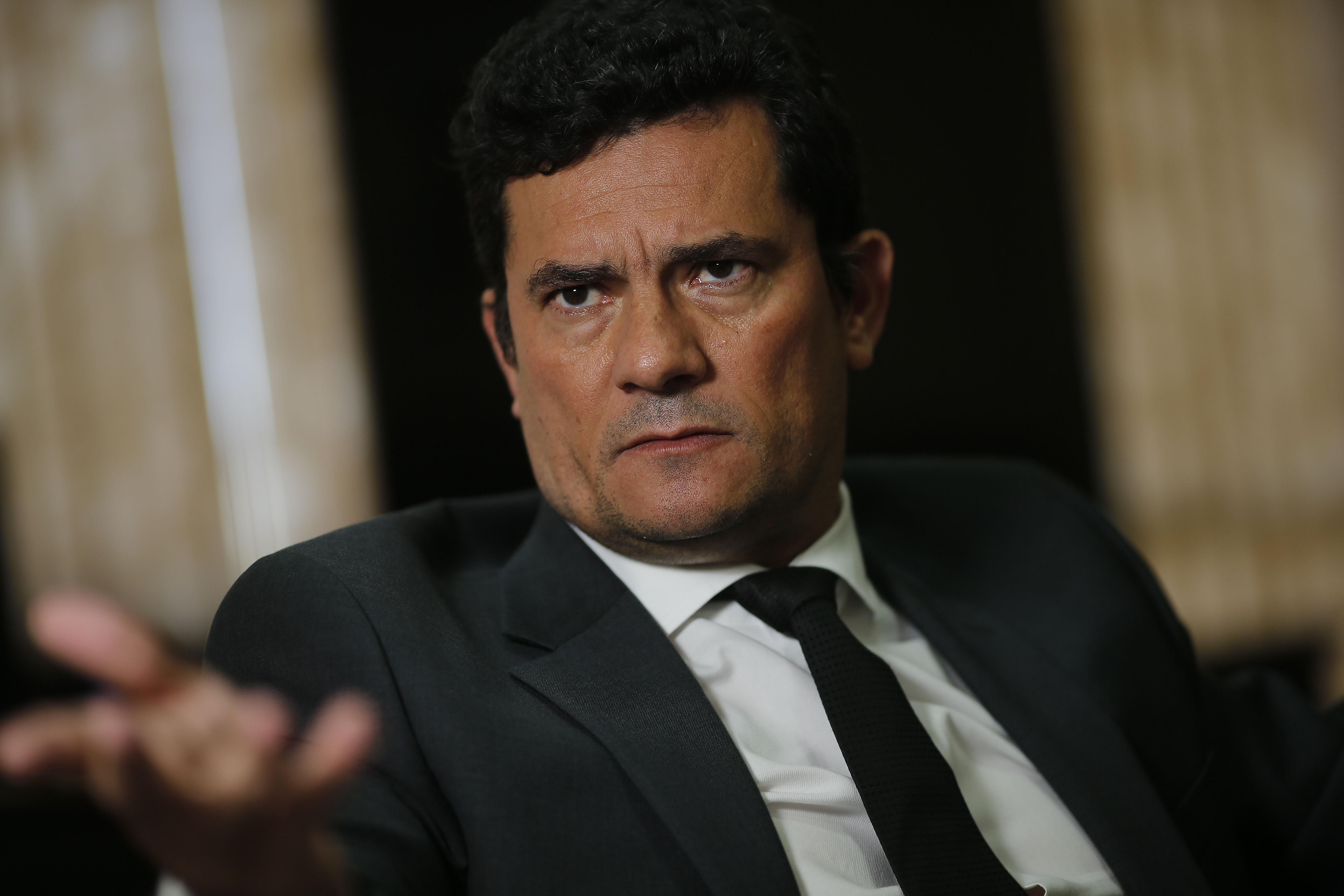 """IMAGEM: """"Moro confirmou. Estou aguardando Bolsonaro"""", diz prefeita de cidade no Amapá"""