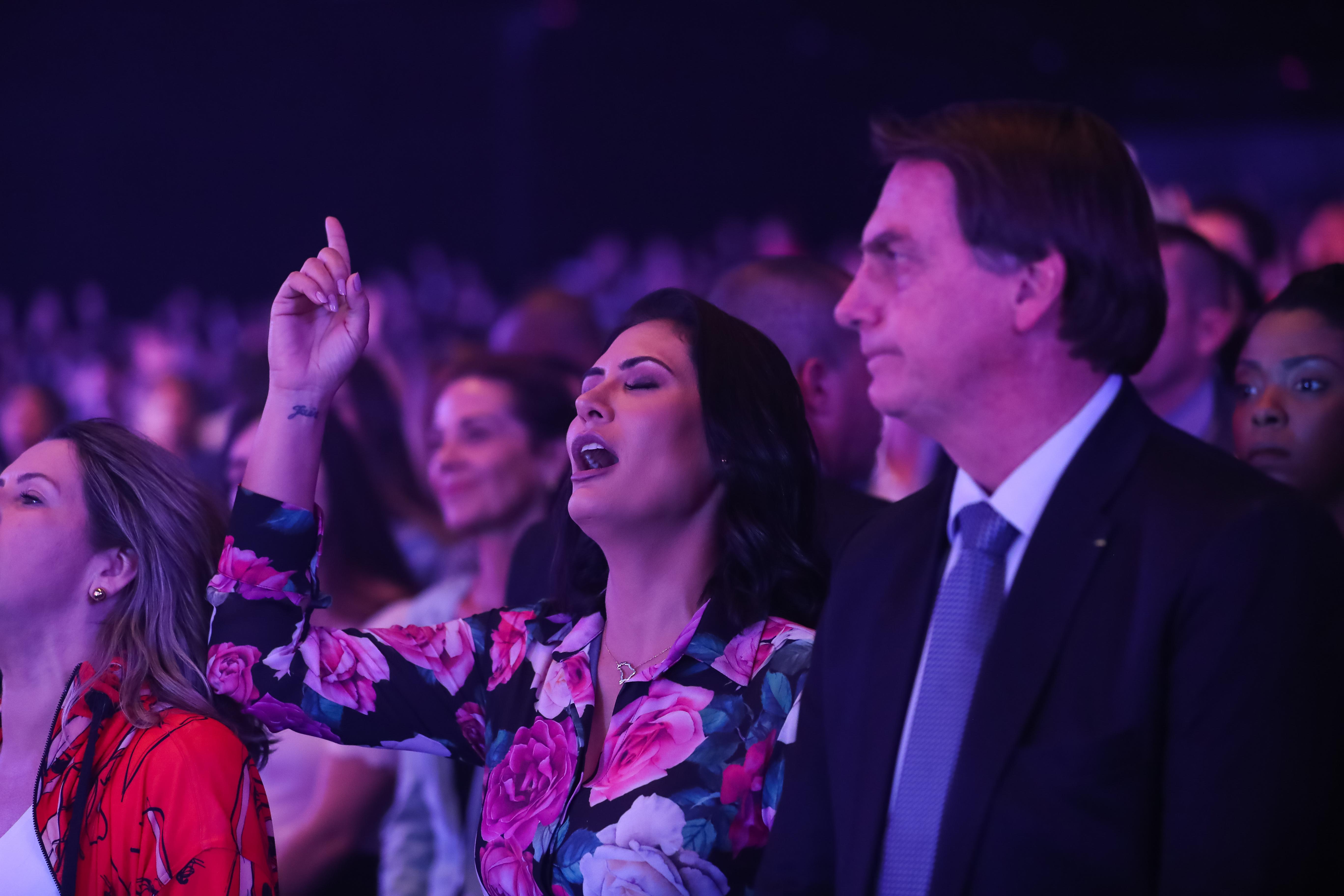 """IMAGEM: """"Pastor dos Bolsonaro"""" será homenageado na Alerj"""
