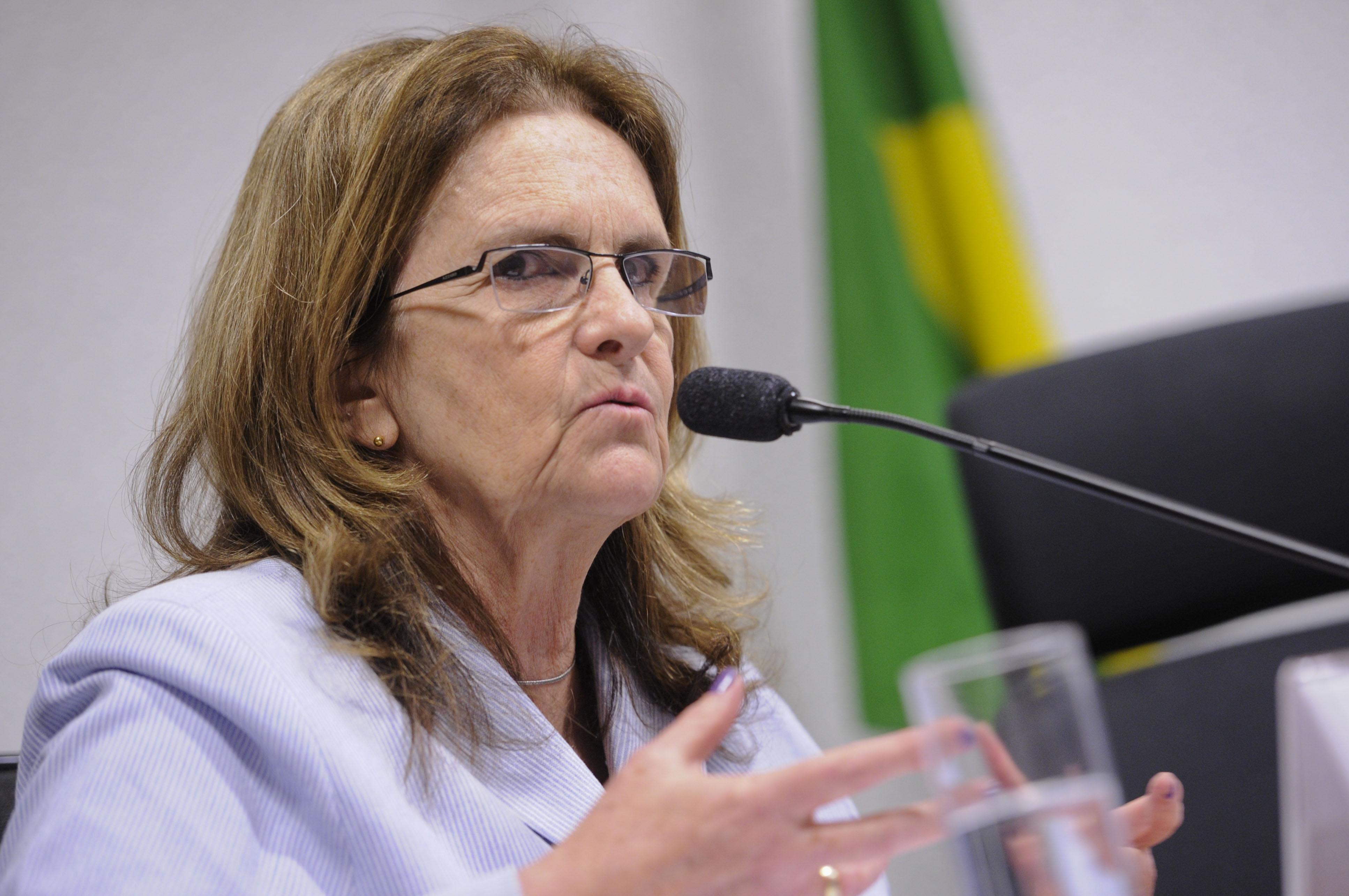 IMAGEM: Juíza lembra indícios de 'conluio' entre Graça Foster e André Esteves