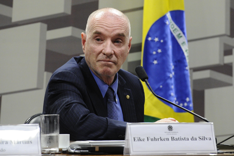 IMAGEM: Eike é alvo de novo pedido de bloqueio de bens, diz jornal