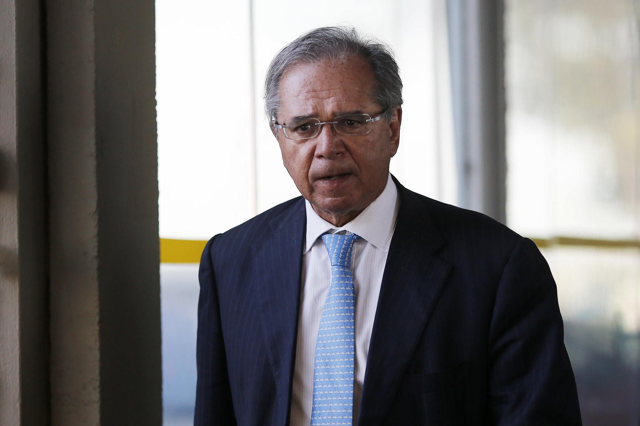 IMAGEM: Procurador pede que TCU apure auxílios a Paulo Guedes