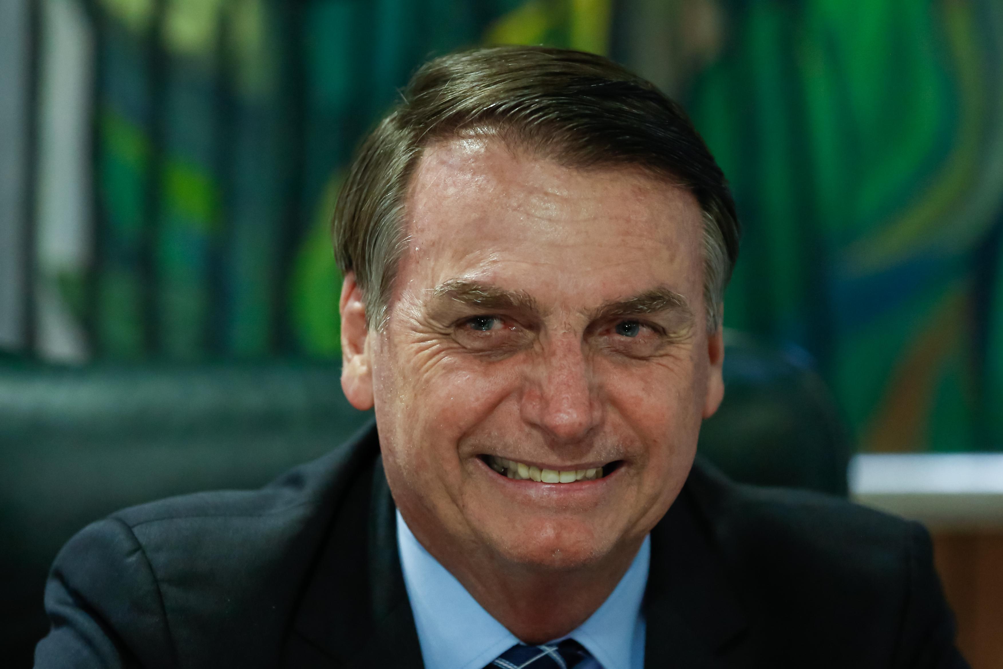 IMAGEM: 'Mais uma grande vitória de nossa diplomacia', comemora Bolsonaro