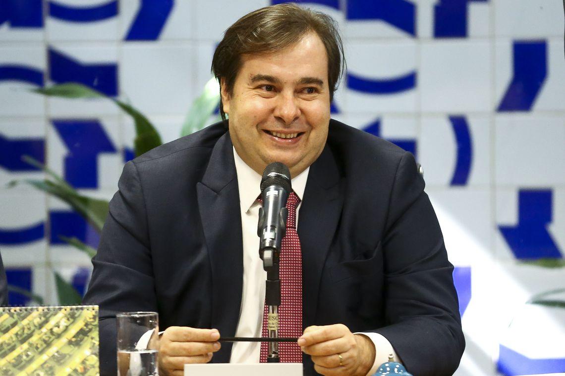 IMAGEM: PF atribui a Rodrigo Maia lavagem de dinheiro e 'caixa 3' da Odebrecht