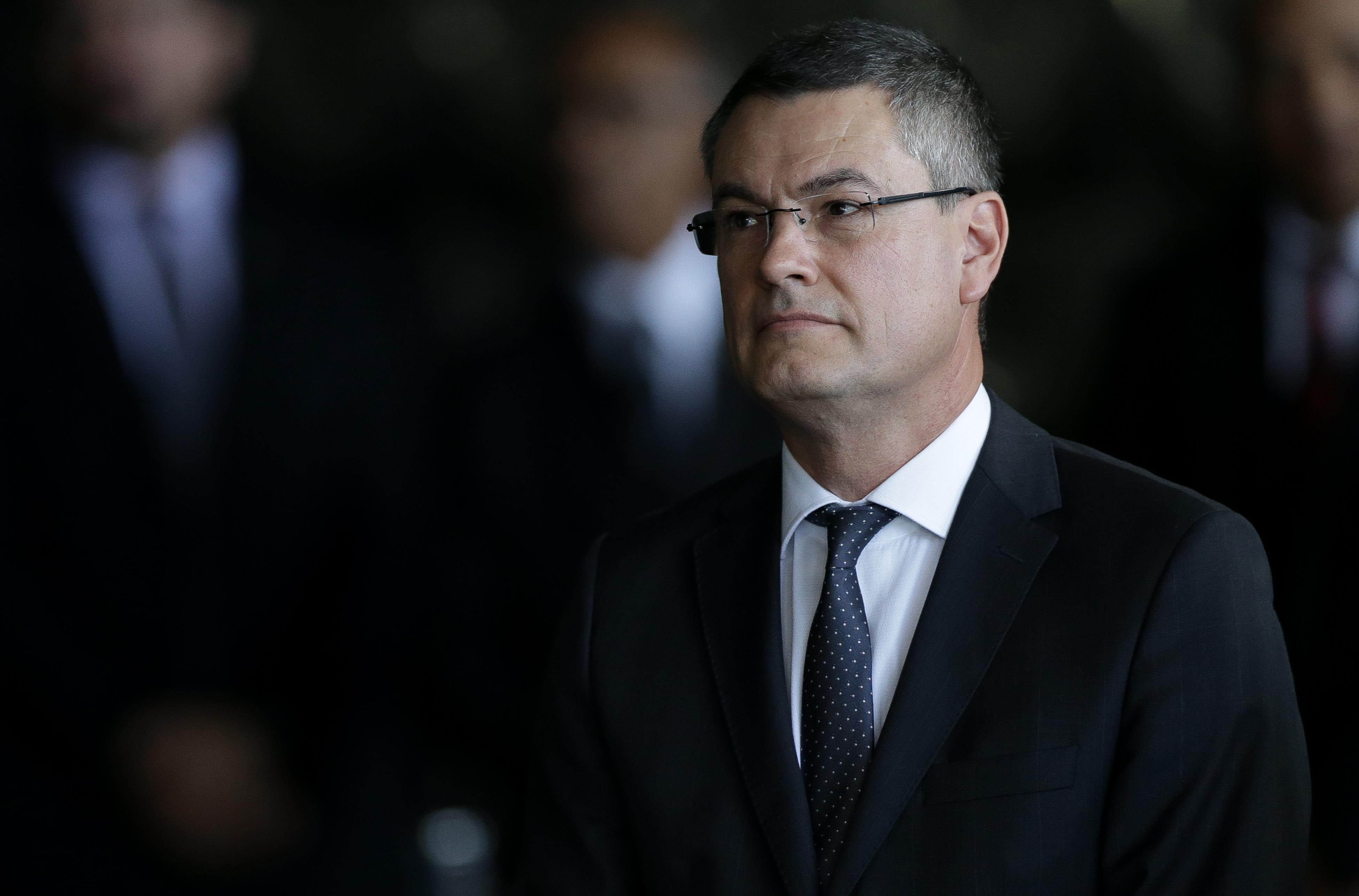IMAGEM: Inquérito sobre milicianos teria motivado crise com PF