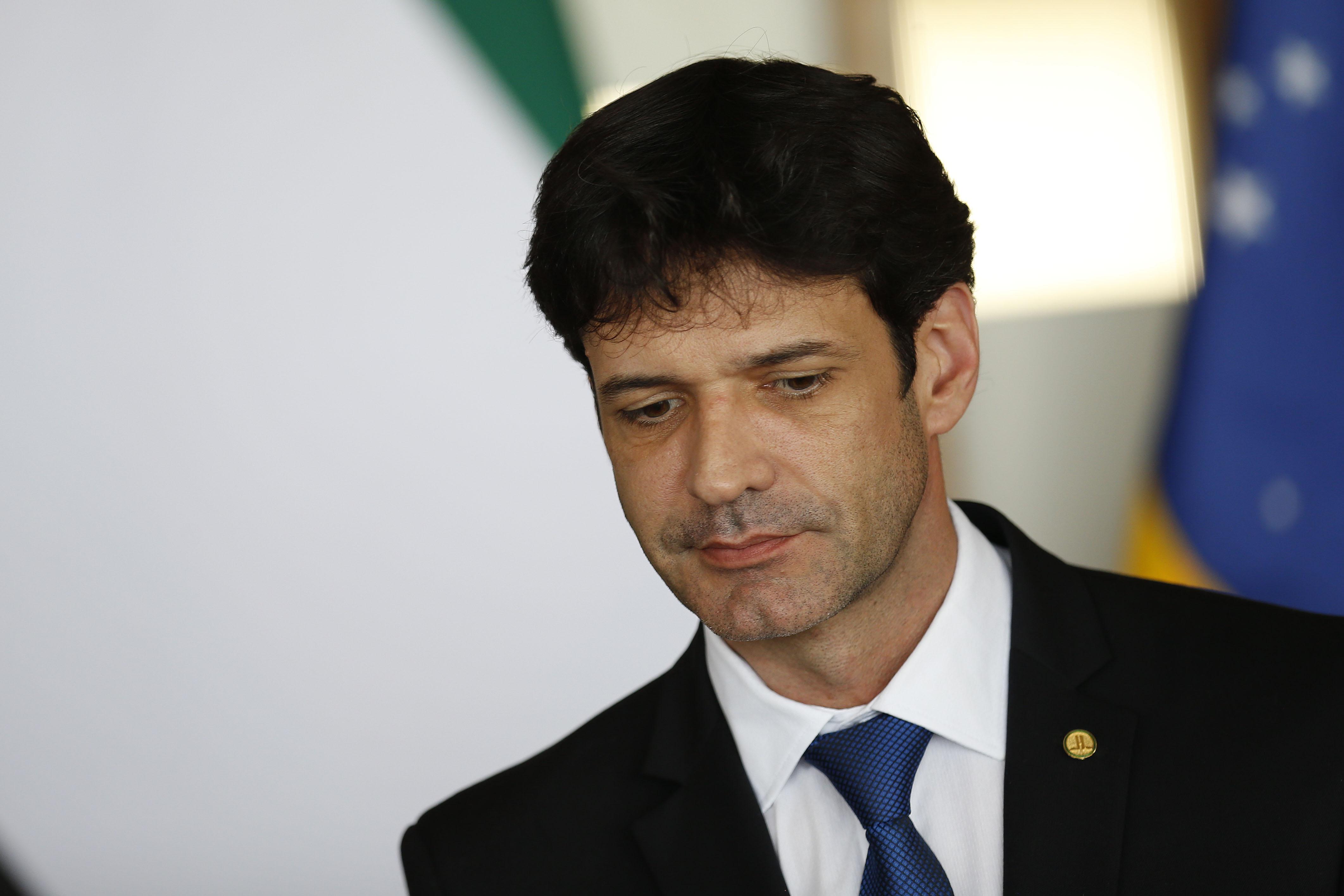 IMAGEM: Demissão de Marcelo Álvaro foi 'a pedido' no 'Diário Oficial'