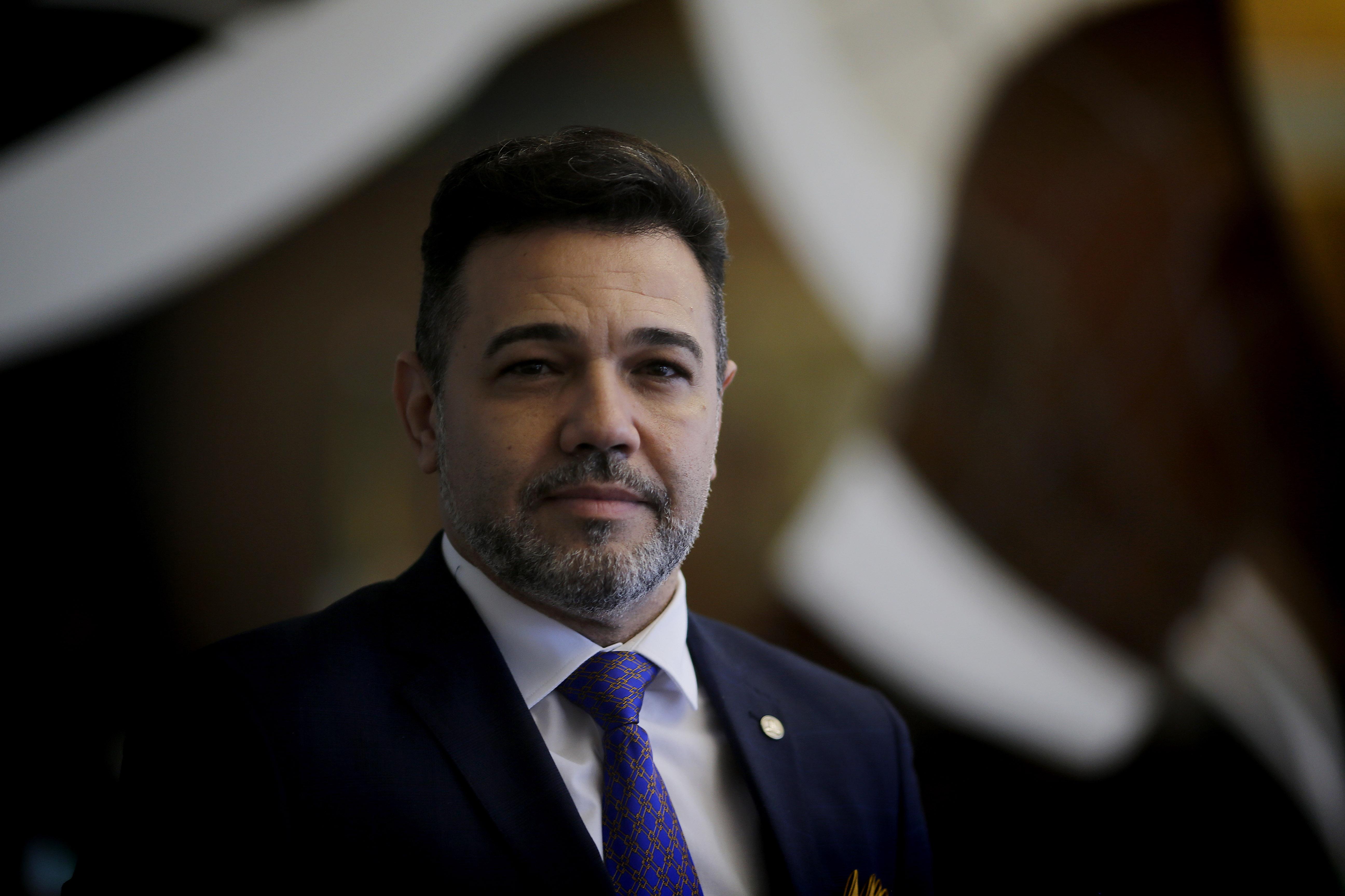 IMAGEM: Feliciano vai à Corregedoria contra representante do MP junto ao TCU