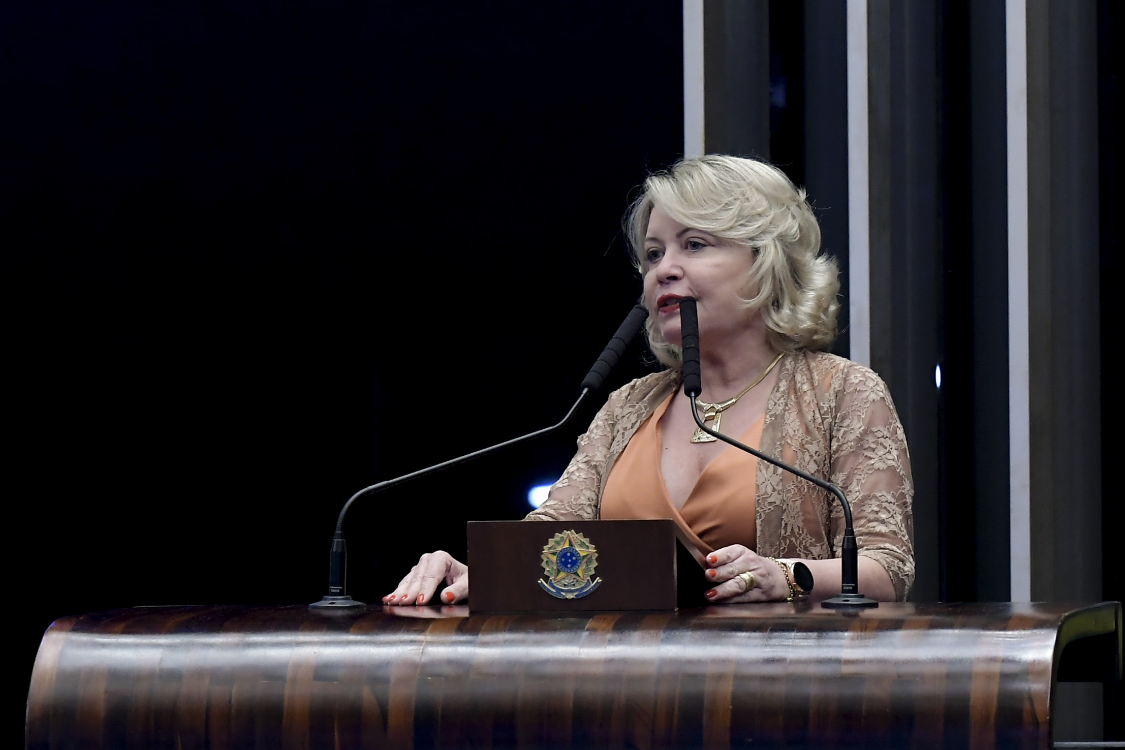 IMAGEM: Ministros do TSE avaliam que Alcolumbre terá que cassar juíza Selma
