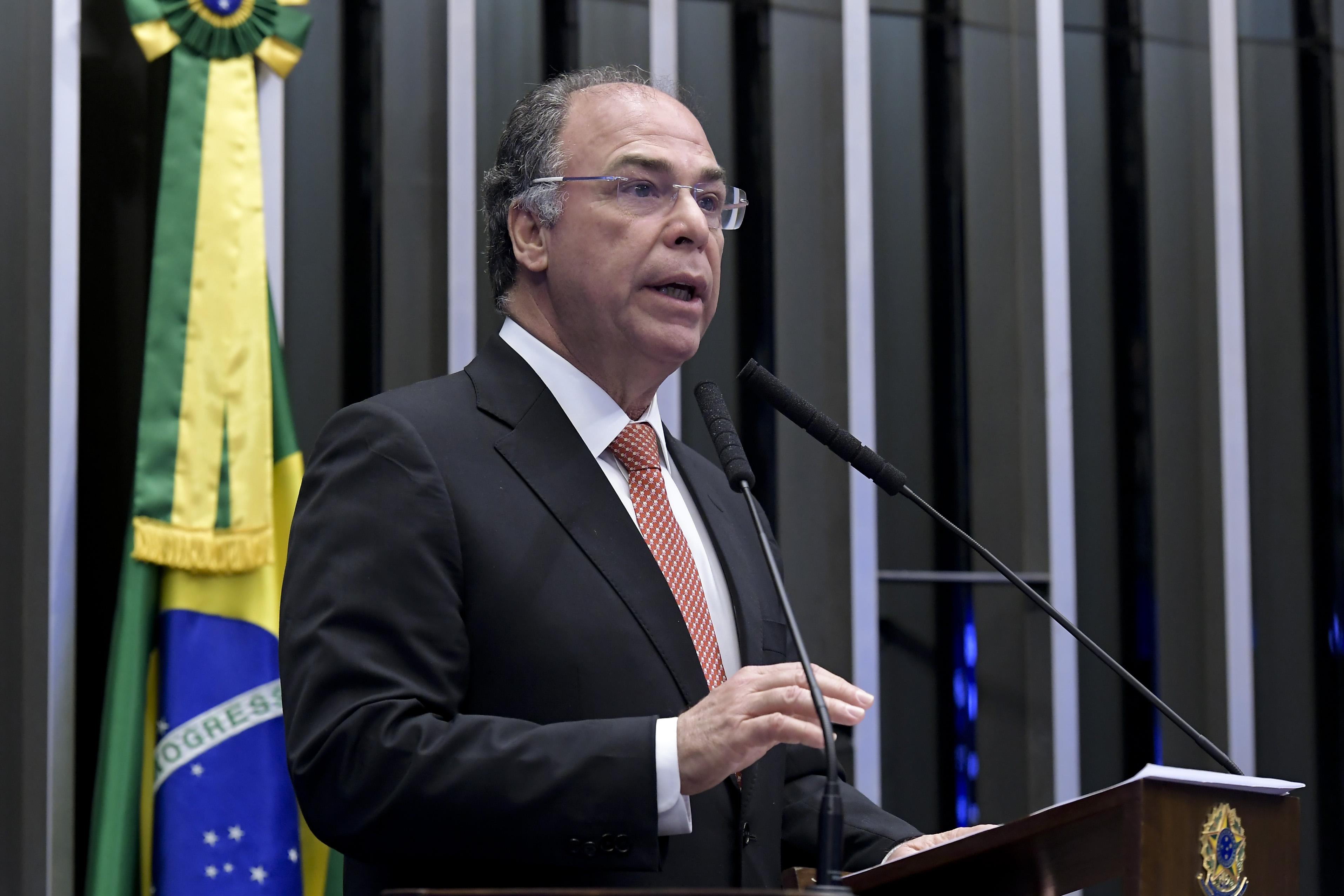 IMAGEM: Líder do governo Bolsonaro pede que STF suspenda depoimentos de assessores