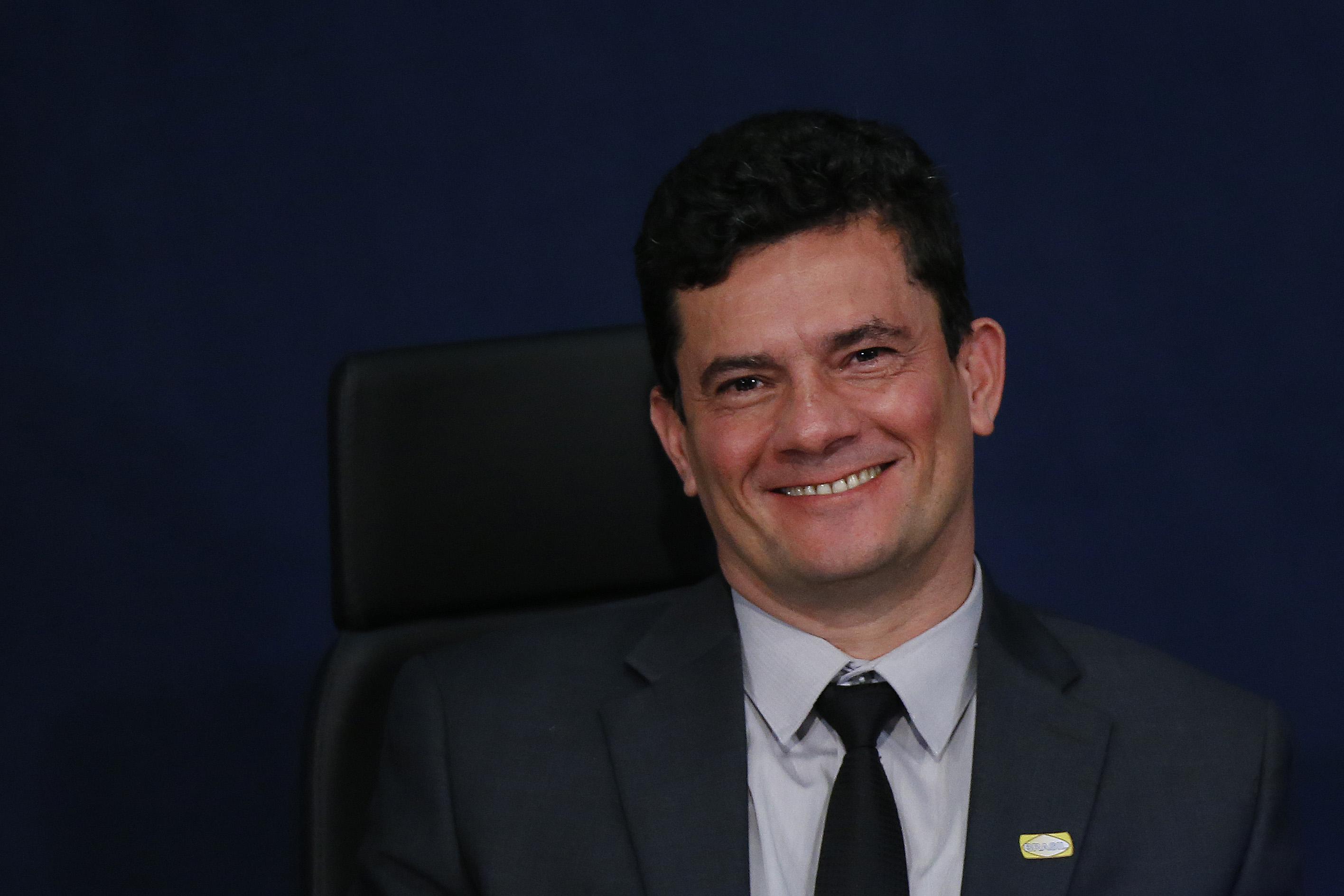 IMAGEM: Projeto de Moro reduz assassinatos em 47%