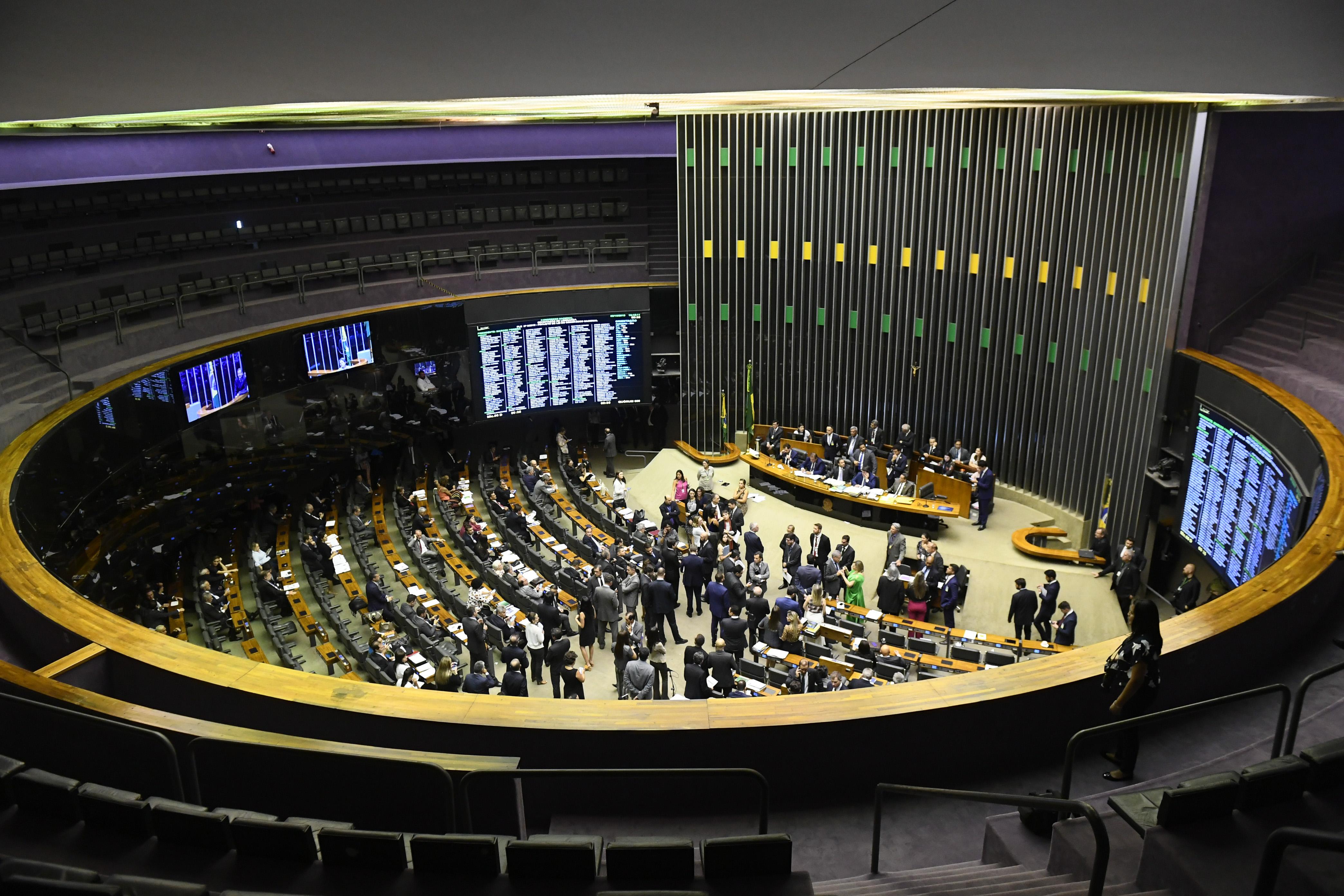 IMAGEM: Congresso mantém veto de Bolsonaro sobre uso de dinheiro público para pagar multas de partidos