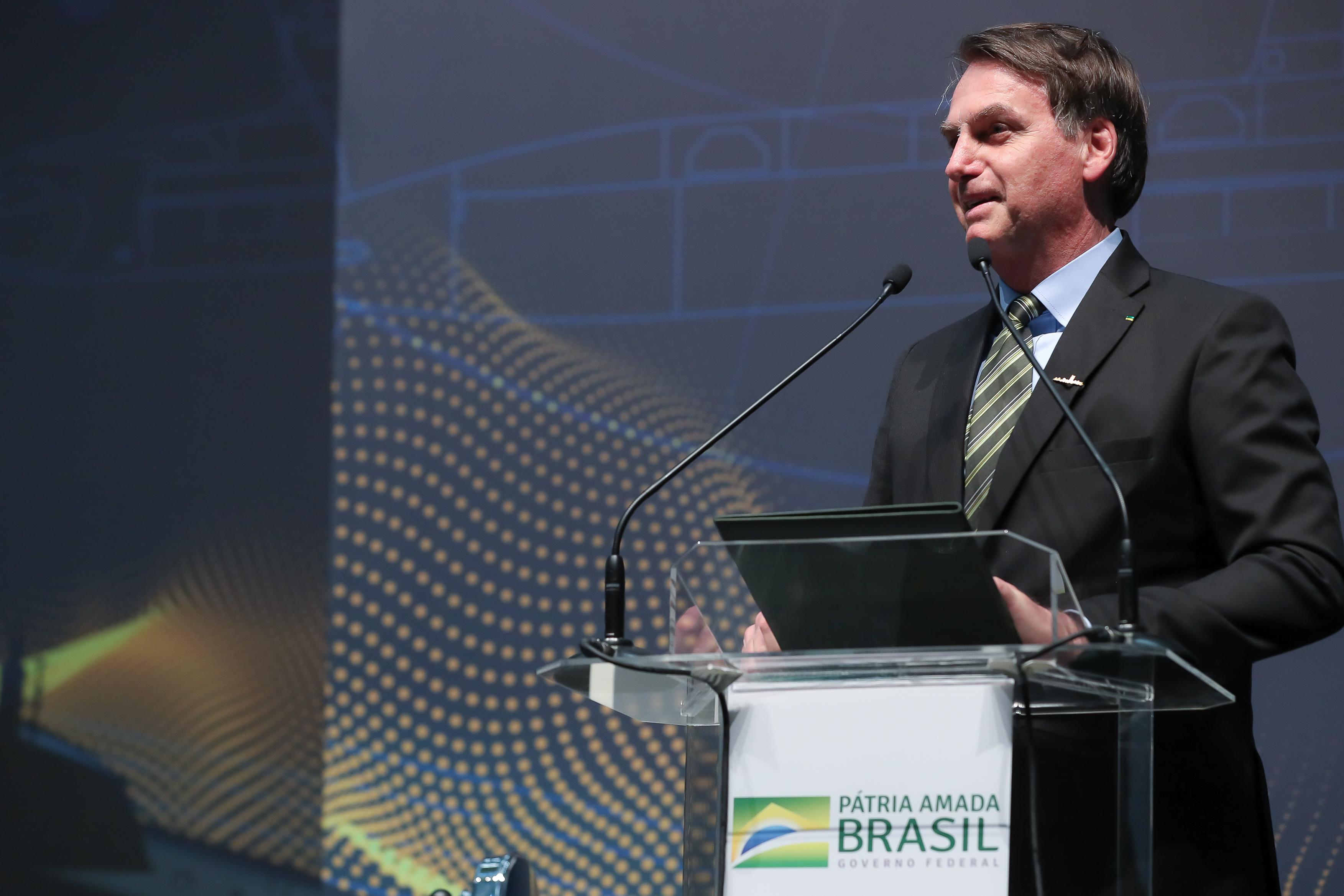 """IMAGEM: Bolsonaro e seu """"quase irmão"""""""