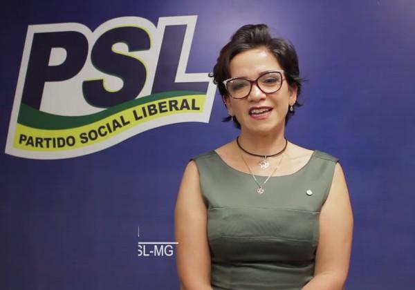 """IMAGEM: Deputada bolsonarista diz que """"o lado de lá"""" pode vencer em 2022"""