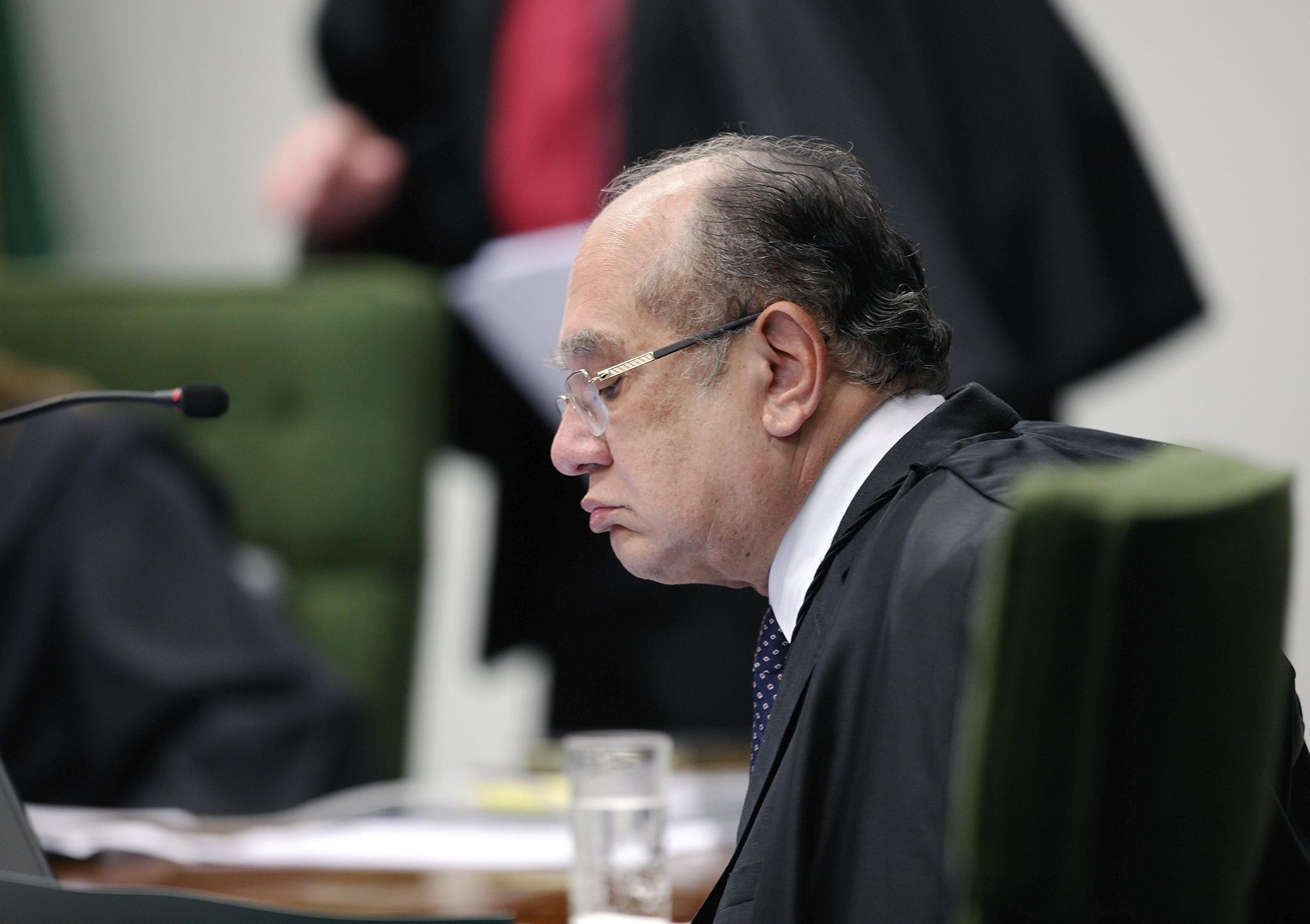 IMAGEM: Gilmar Mendes propõe uso de IPCA-E ou Selic na correção de créditos trabalhistas