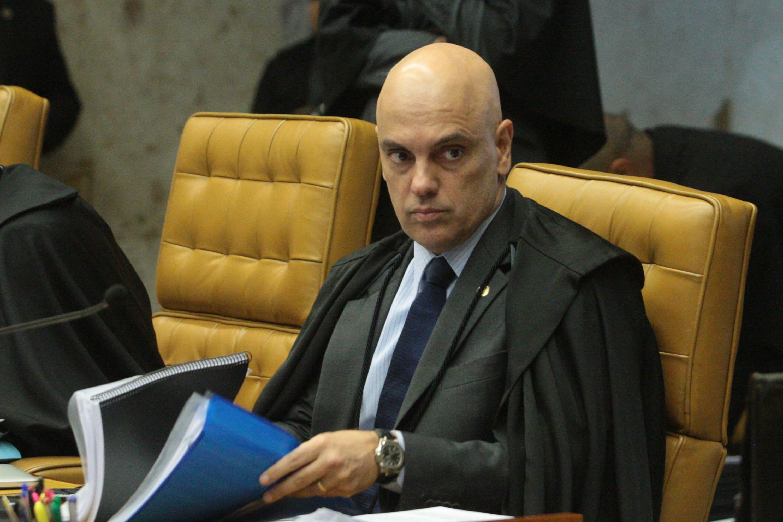 IMAGEM: Moraes diz que indicação para STF a partir de lista favorece corporativismo