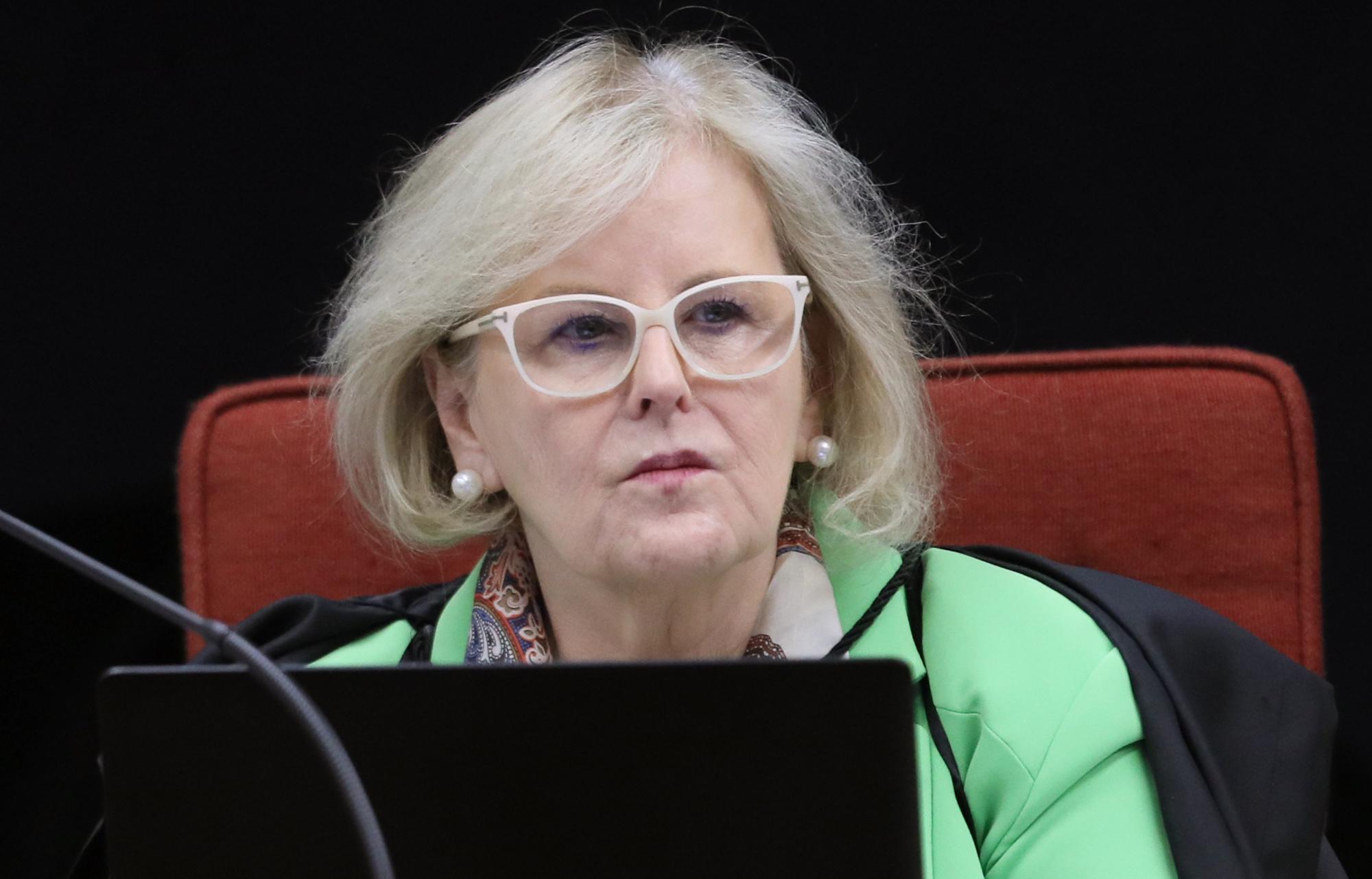 IMAGEM: Rosa Weber envia à Justiça Federal notícia-crime contra Decotelli