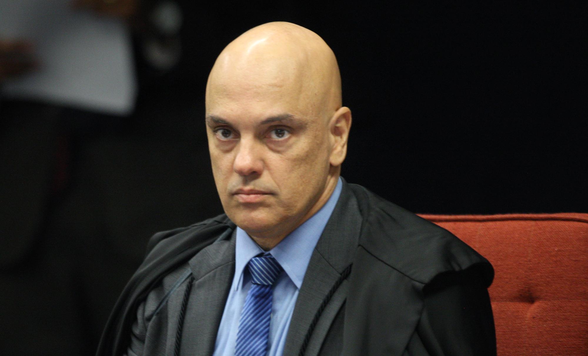 IMAGEM: Moraes recebeu Maia um dia após ação da PF contra bolsonaristas