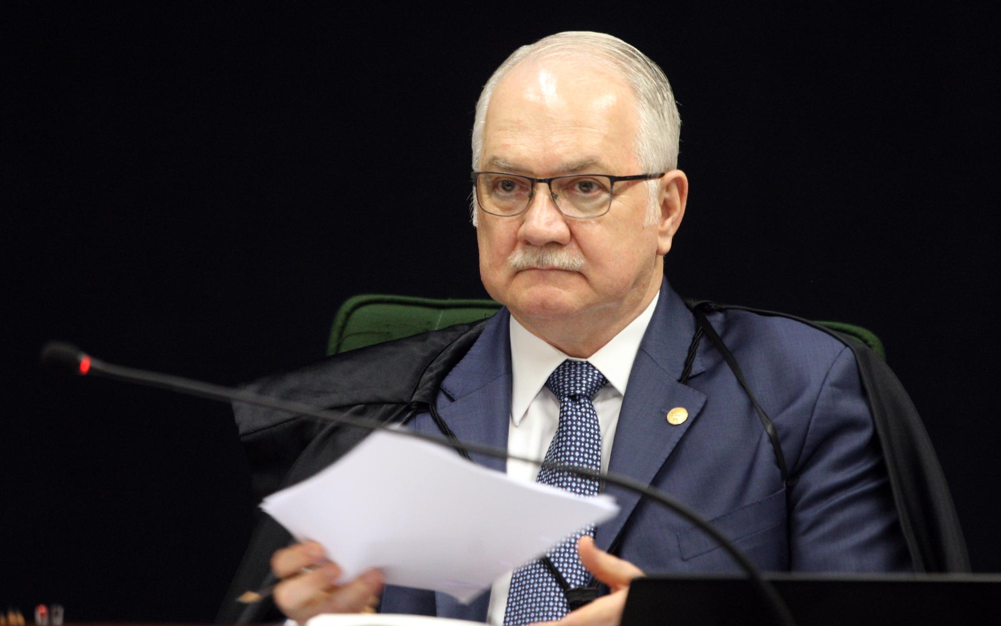 IMAGEM: O bolsonarismo corrompeu a democracia, segundo Fachin