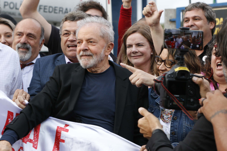 IMAGEM: Lula prepara seu teatro