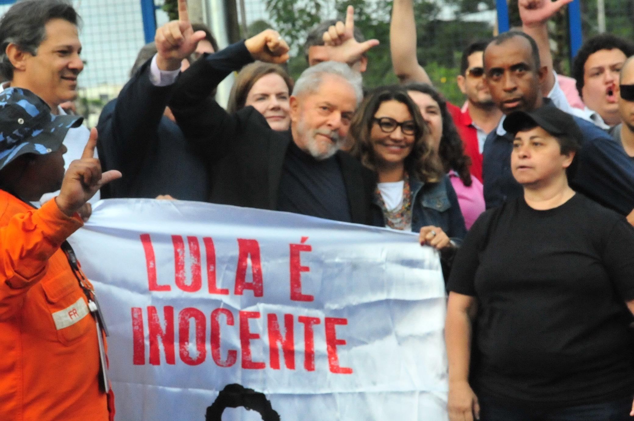 IMAGEM: A blindagem de Lula e as ruas