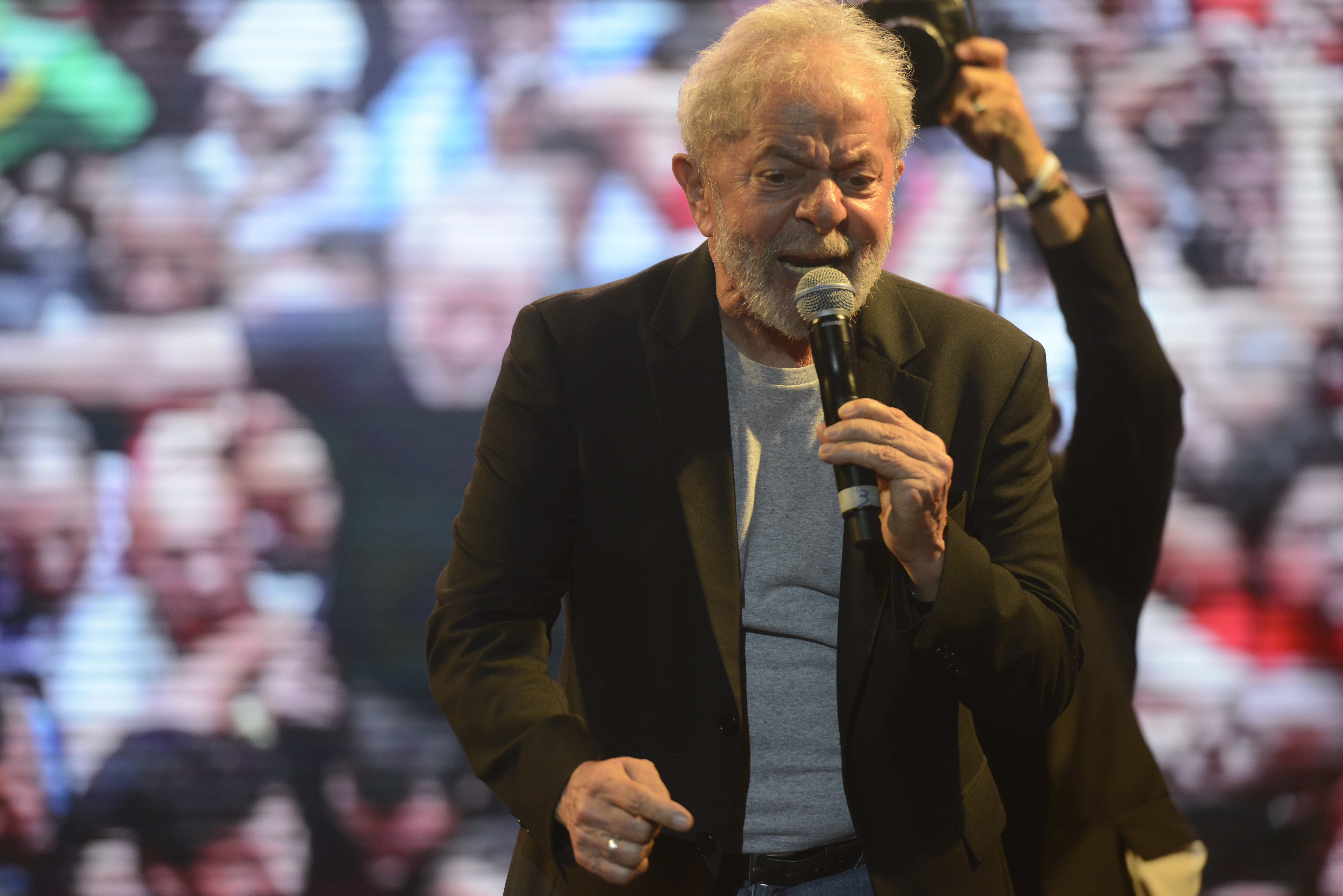IMAGEM: Só em 2020, Lula