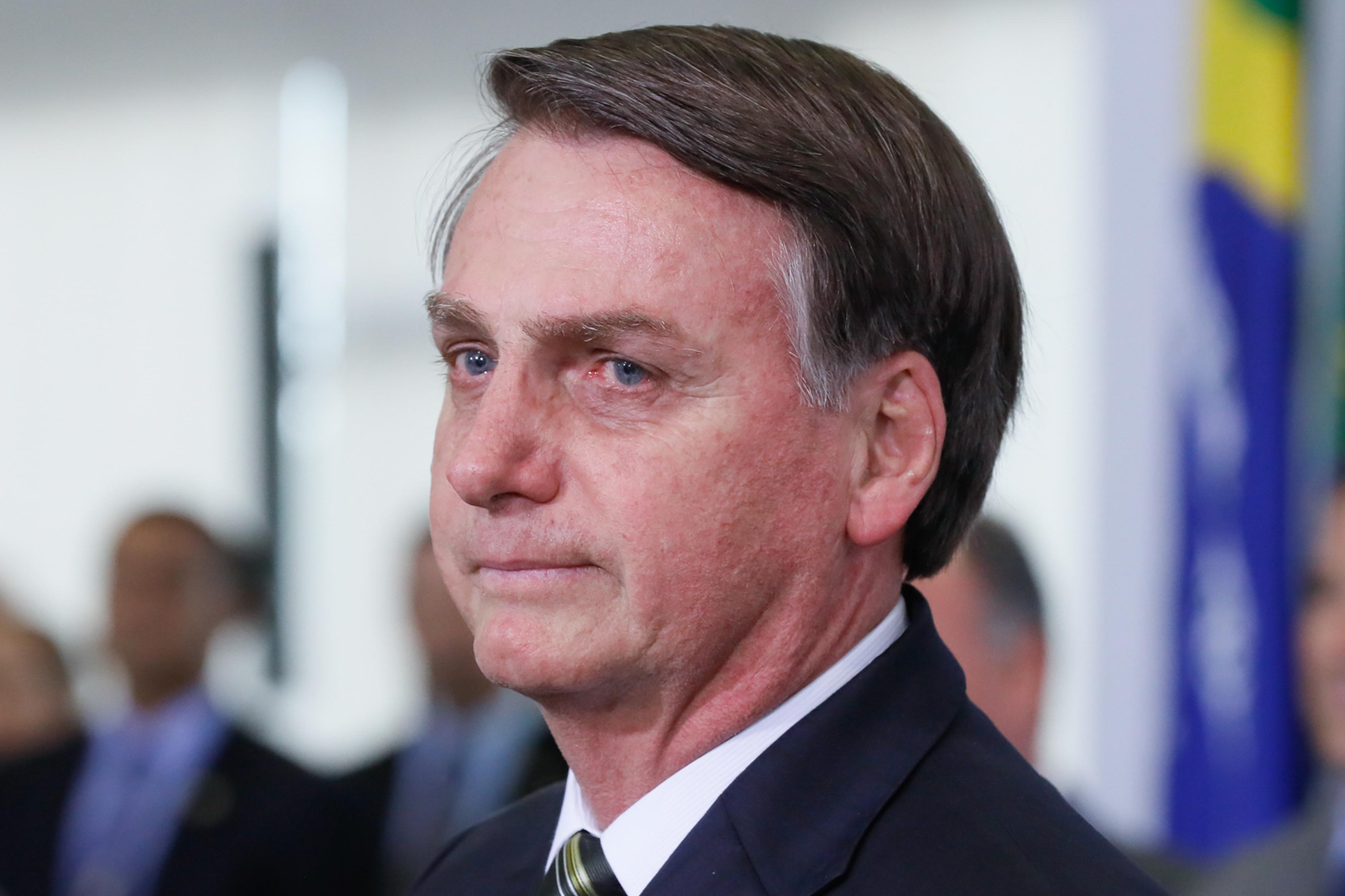 IMAGEM: Justiça proíbe autor de ameaças de ter contato visual e virtual com Bolsonaro
