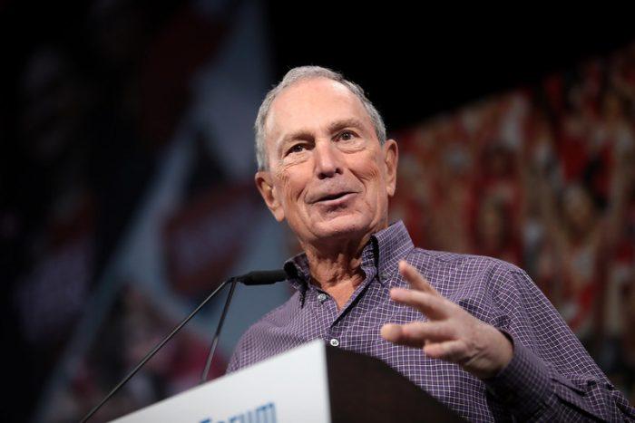 IMAGEM: A fortuna de Bloomberg