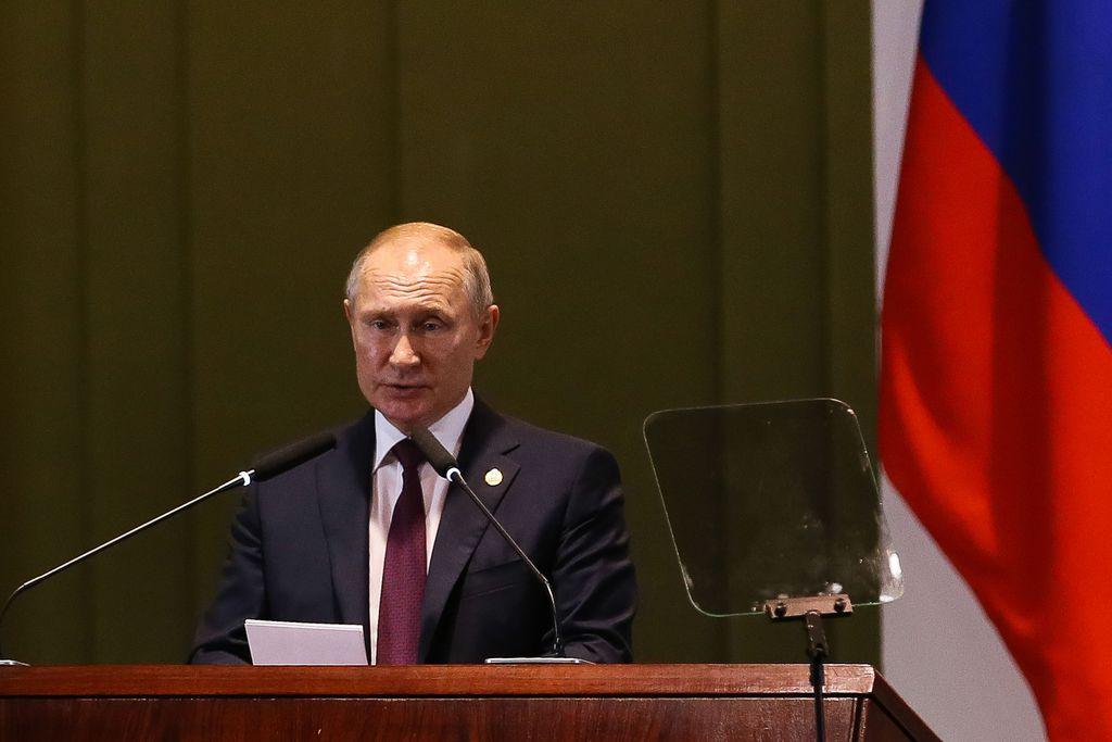 IMAGEM: Referendo pode abrir caminho para Putin governar a Rússia até os 84 anos