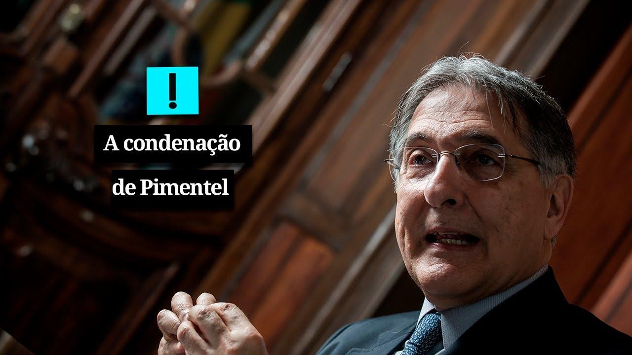 IMAGEM: Vídeo: a condenação de Fernando Pimentel