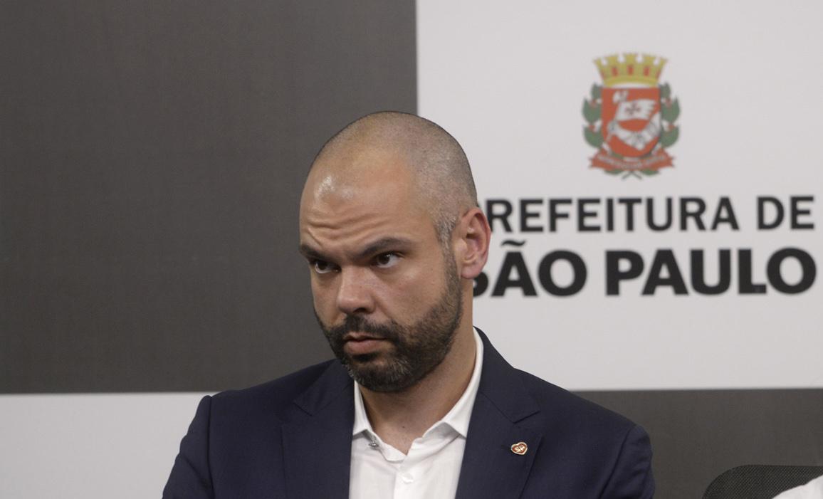 IMAGEM: Ex-secretário de Haddad assumirá prefeitura em licenças de Bruno Covas