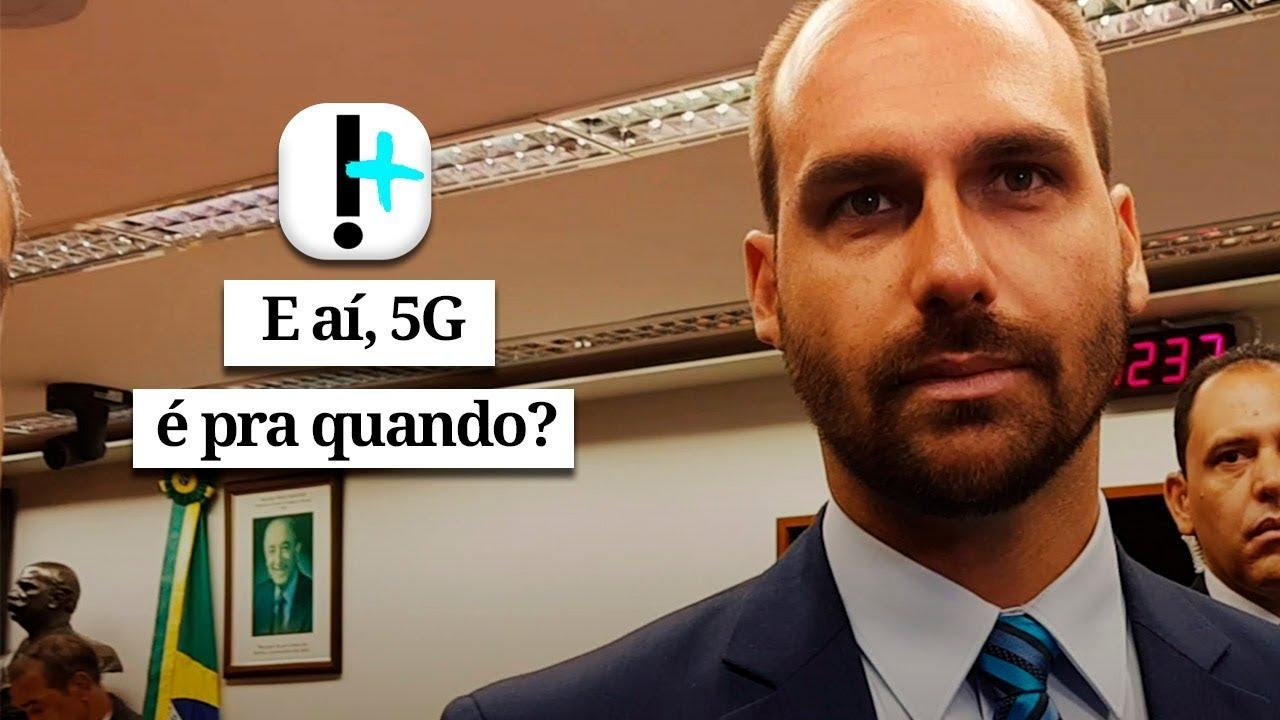 IMAGEM: Vídeo: e aí, 5G é pra quando?