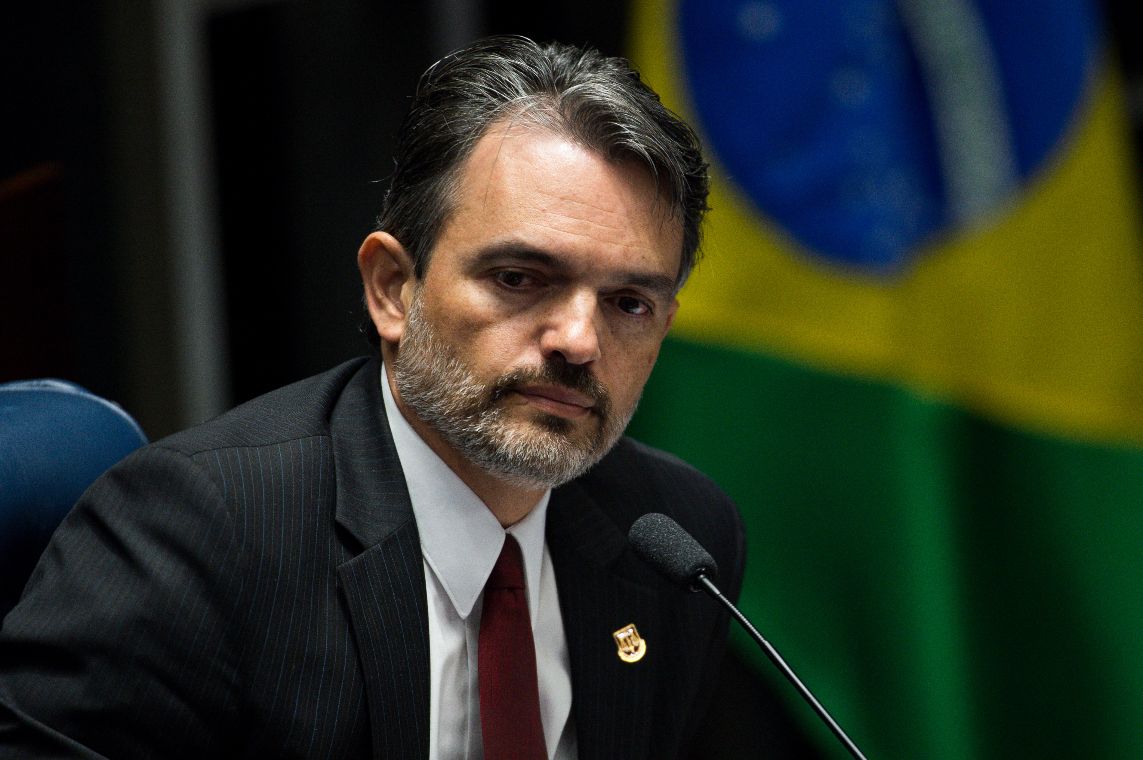 """IMAGEM: Júlio Marcelo: """"Mudança para o Plenário está de acordo com a magnitude da Lava Jato"""""""