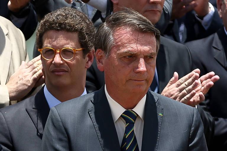 """IMAGEM: """"Estariam fazendo um carnaval aqui"""", diz Bolsonaro sobre COP-25 no Brasil"""