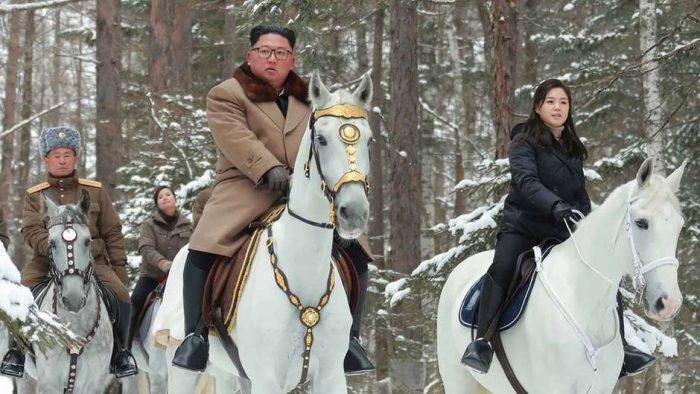 IMAGEM: Kim Jong-un promete aumentar capacidade de ataques nucleares preventivos