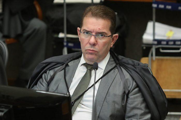 IMAGEM: Ministro do STJ solta auditor preso por propina e critica juiz da Lava Jato