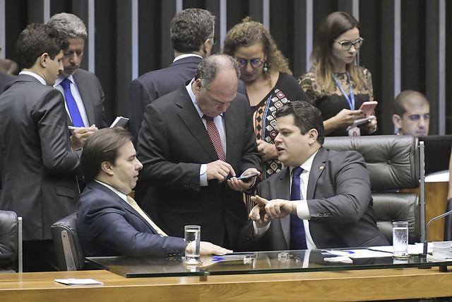 """IMAGEM: """"A grande questão a enfrentar no Brasil é a corrupção"""""""
