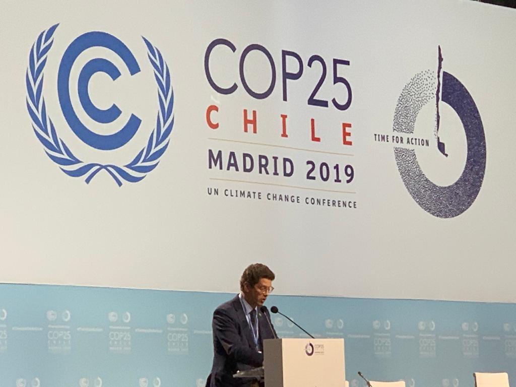 IMAGEM: COP-25 chega a acordo